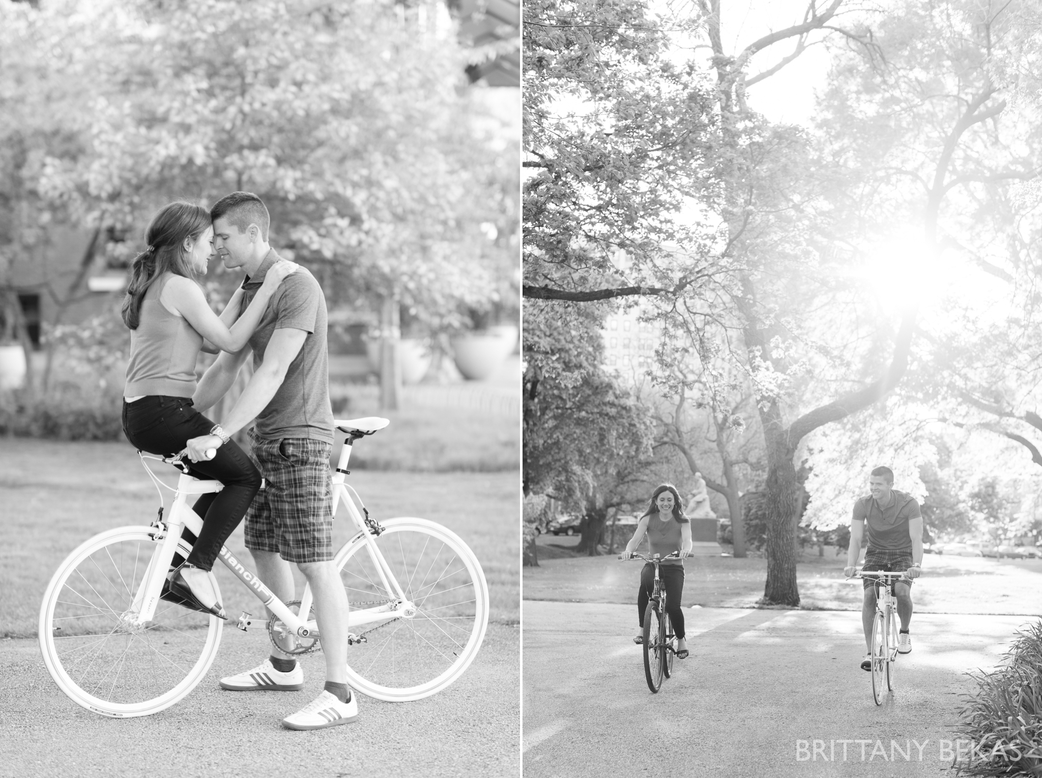 Chicago Engagement - Lincoln Park Engagement Photos - Brittany Bekas Photography_0023