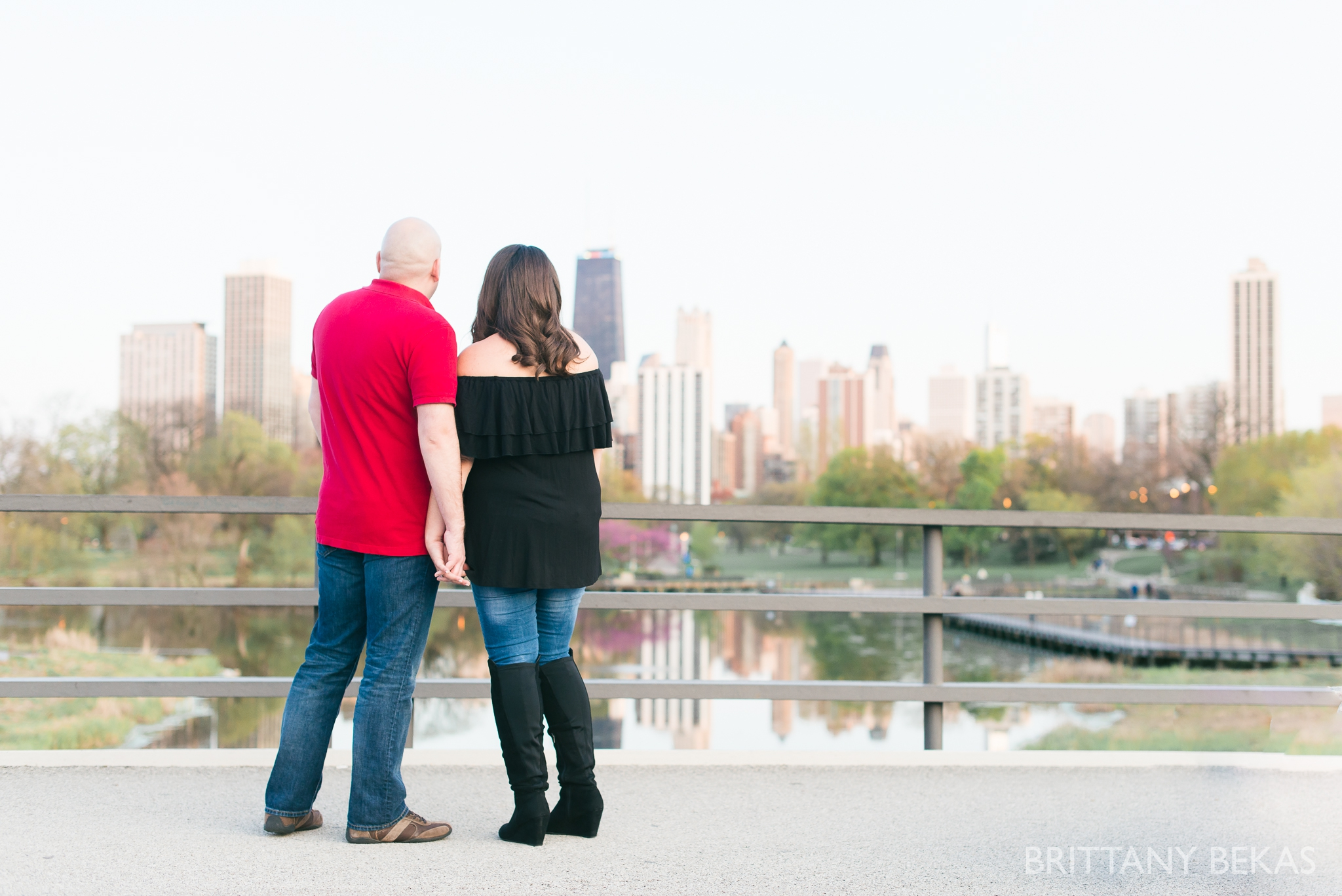 Chicago Engagement - Lincoln Park Engagement Photos_0002
