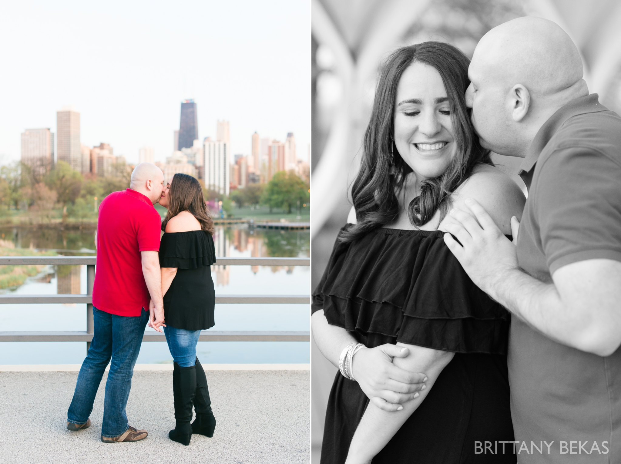Chicago Engagement - Lincoln Park Engagement Photos_0003