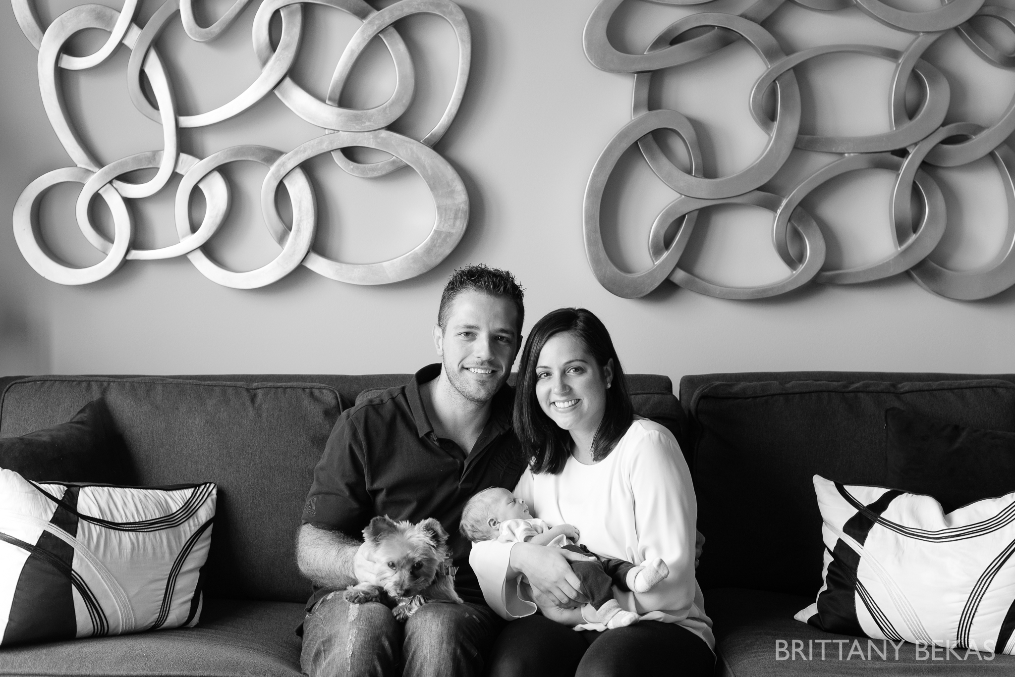 Chicago Lifestyle - Chicago Newborn Baby Jonathan_0018