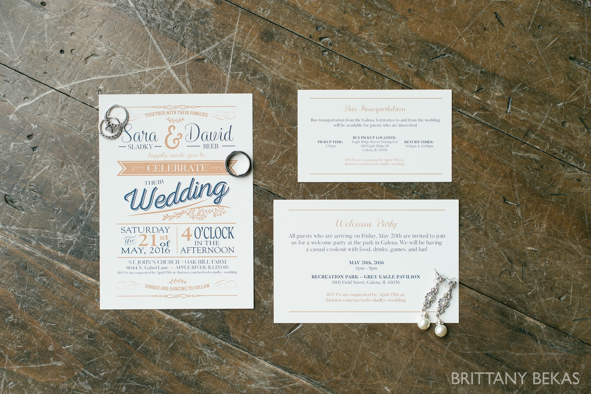 Galena Wedding - Oak Hill Wedding Photos - Brittany Bekas Photography_0002