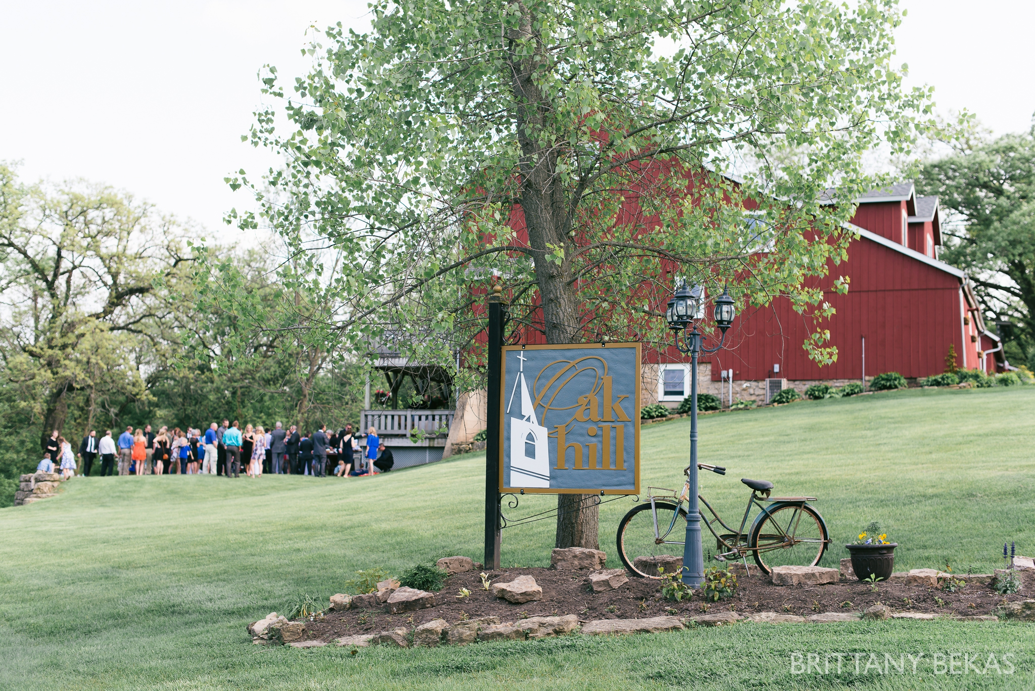 Galena Wedding - Oak Hill Wedding Photos - Brittany Bekas Photography_0035