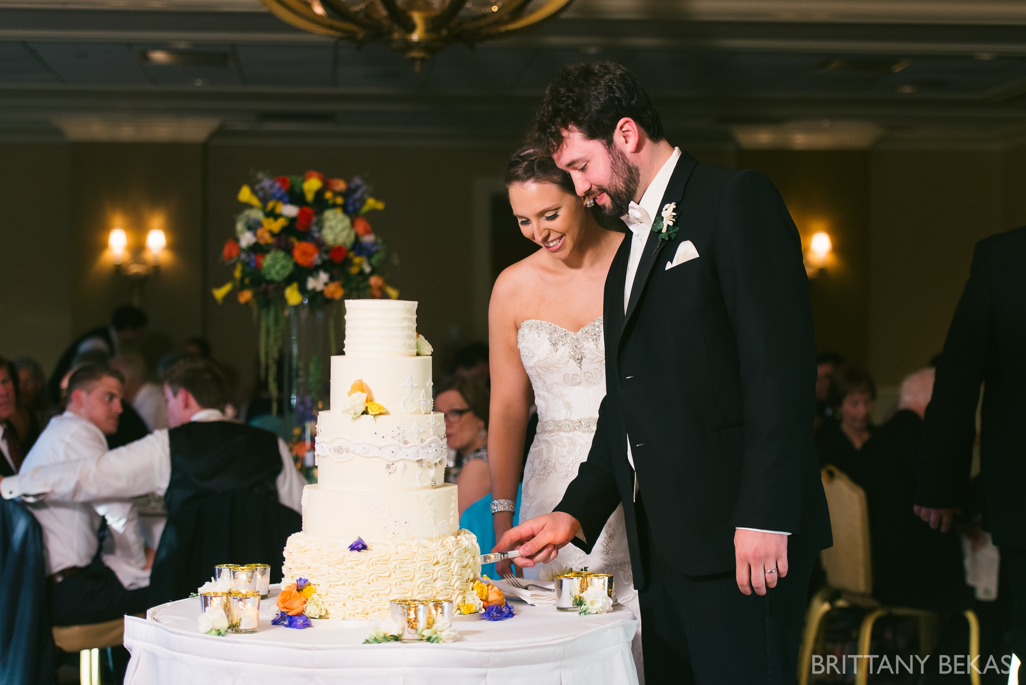 Chicago Wedding Butterfield Country Club Wedding Photos_0036