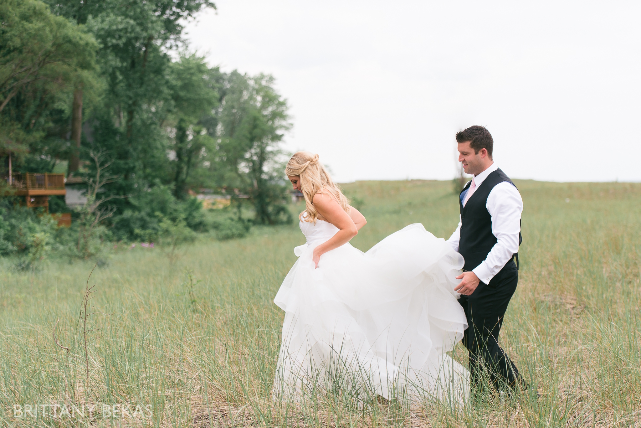 New Buffalo Wedding - Willow Harbor Vineyards Wedding Photos - Brittany Bekas Photography_0015