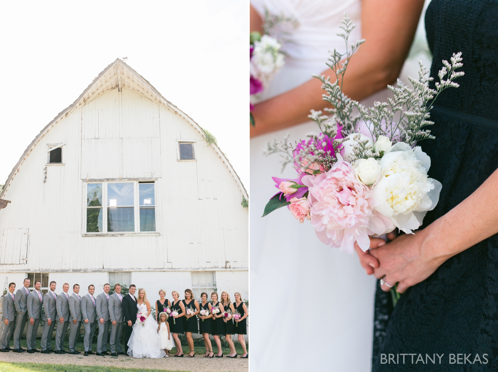 New Buffalo Wedding - Willow Harbor Vineyards Wedding Photos - Brittany Bekas Photography_0024