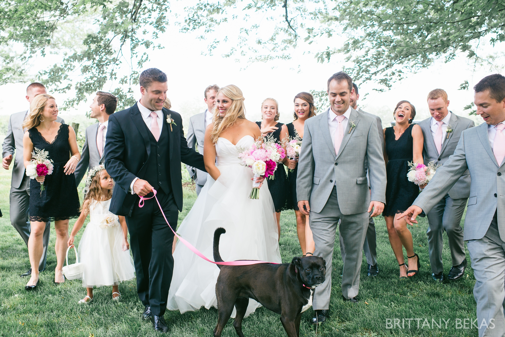 New Buffalo Wedding - Willow Harbor Vineyards Wedding Photos - Brittany Bekas Photography_0025