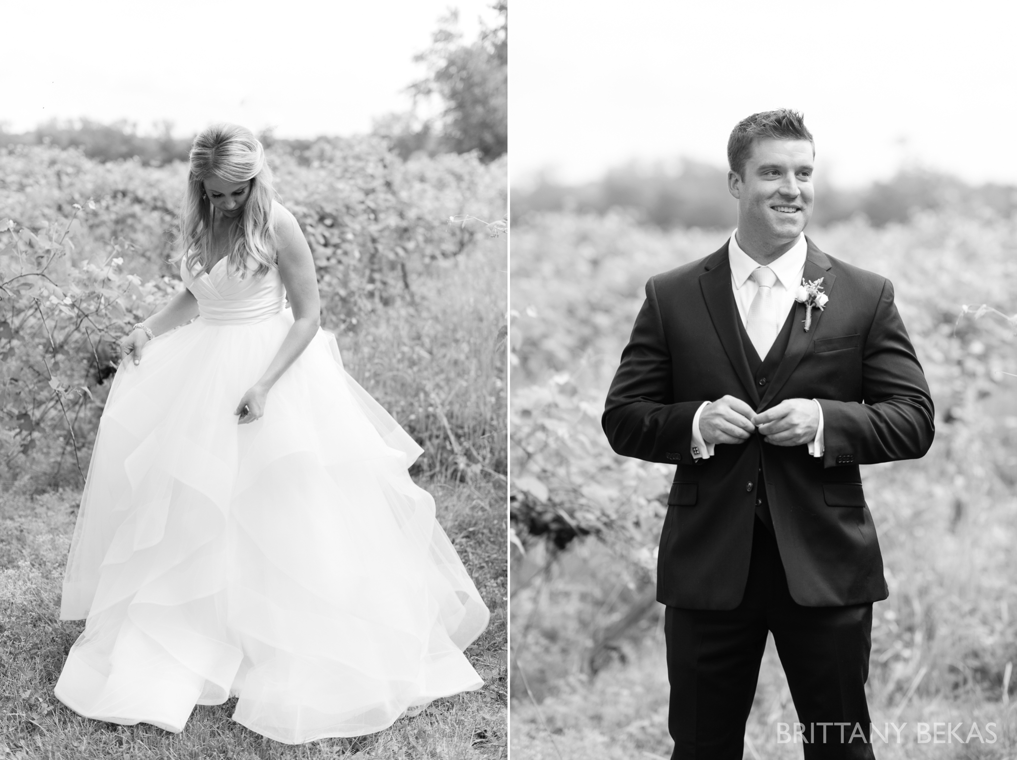 New Buffalo Wedding - Willow Harbor Vineyards Wedding Photos - Brittany Bekas Photography_0028