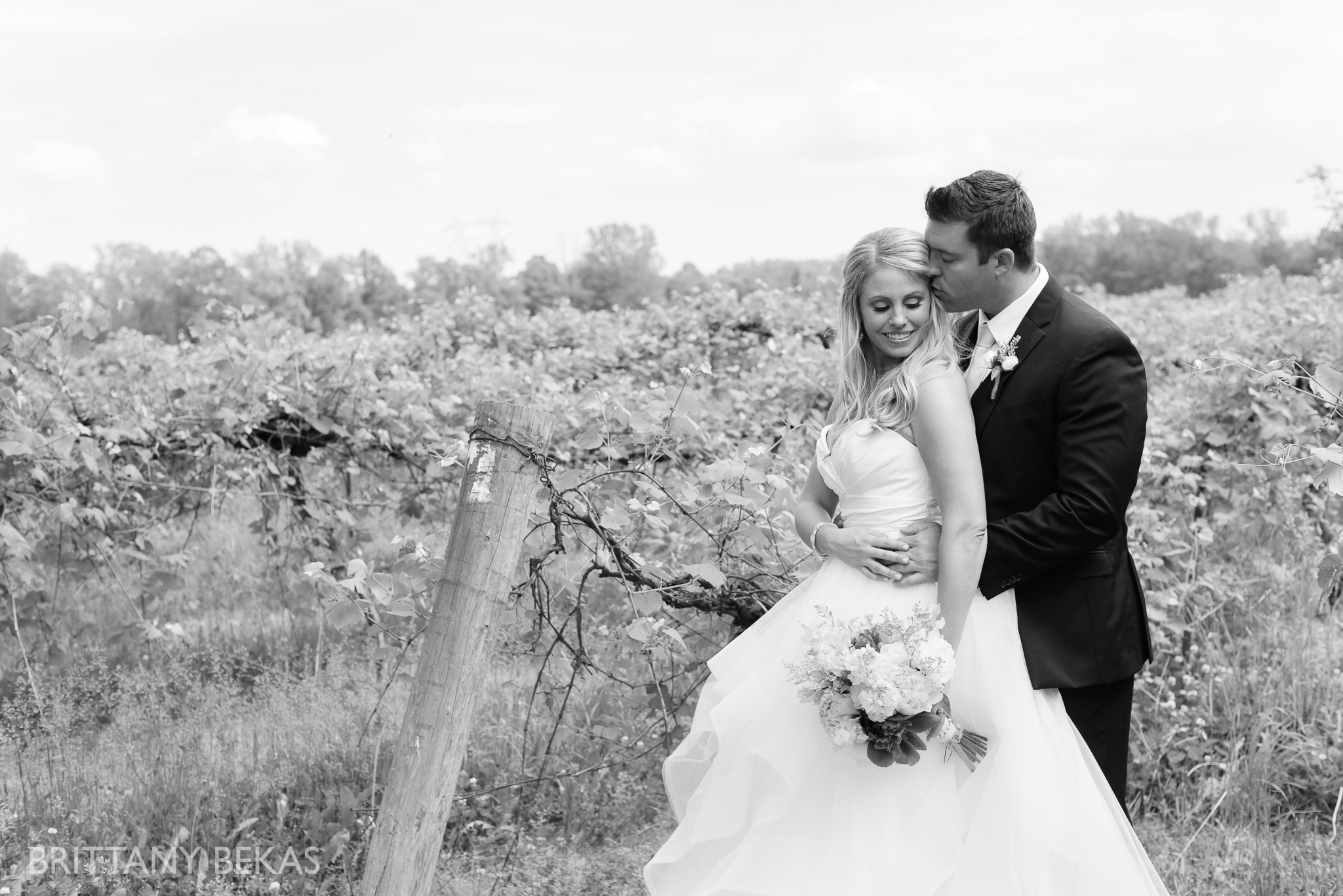 New Buffalo Wedding - Willow Harbor Vineyards Wedding Photos - Brittany Bekas Photography_0030