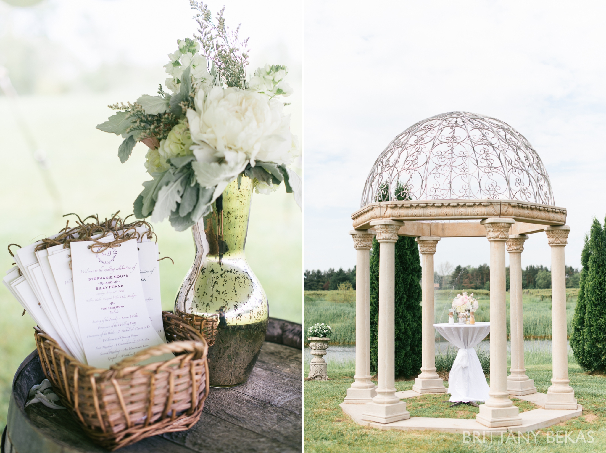 New Buffalo Wedding - Willow Harbor Vineyards Wedding Photos - Brittany Bekas Photography_0033