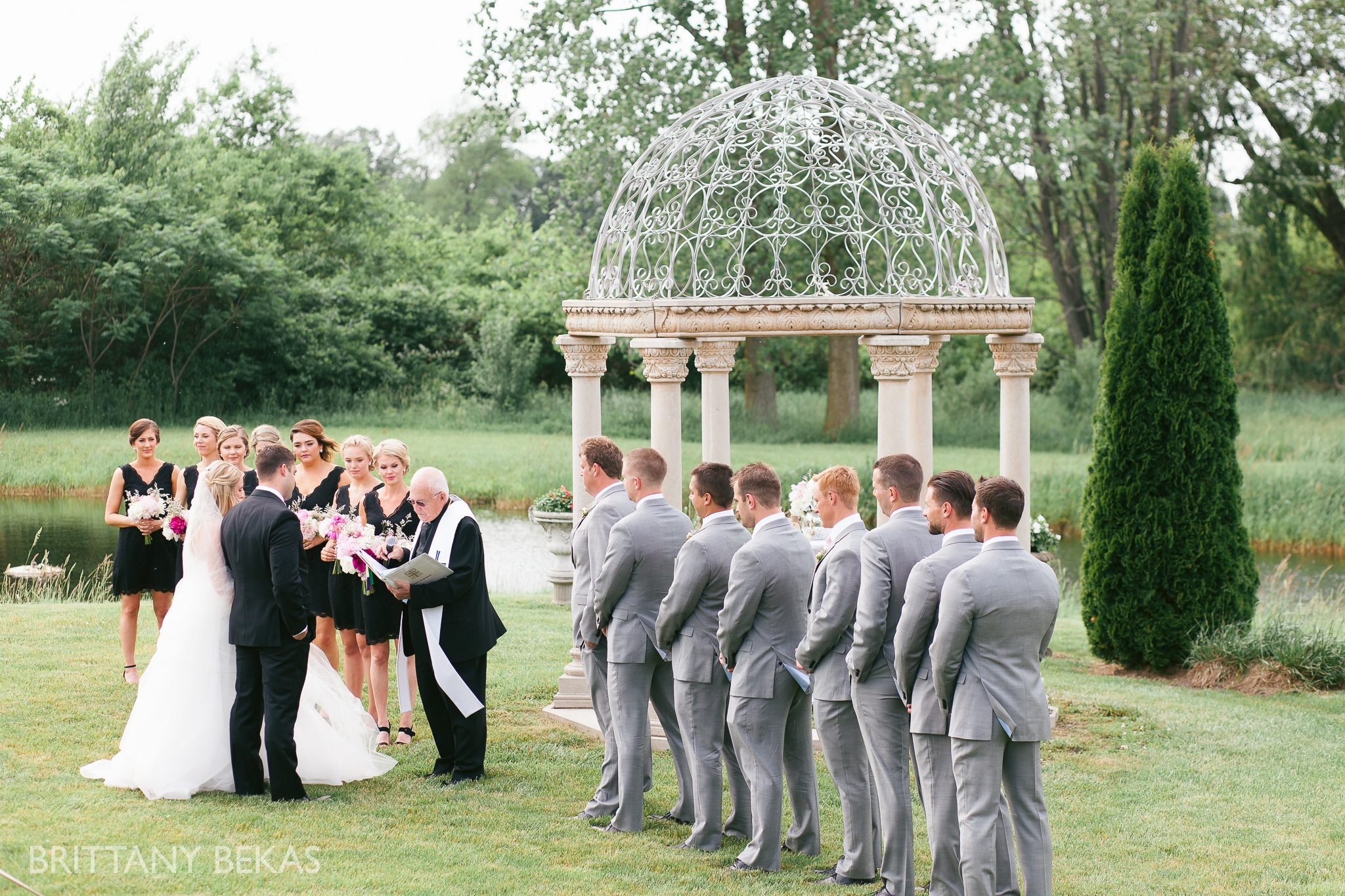 New Buffalo Wedding - Willow Harbor Vineyards Wedding Photos - Brittany Bekas Photography_0040