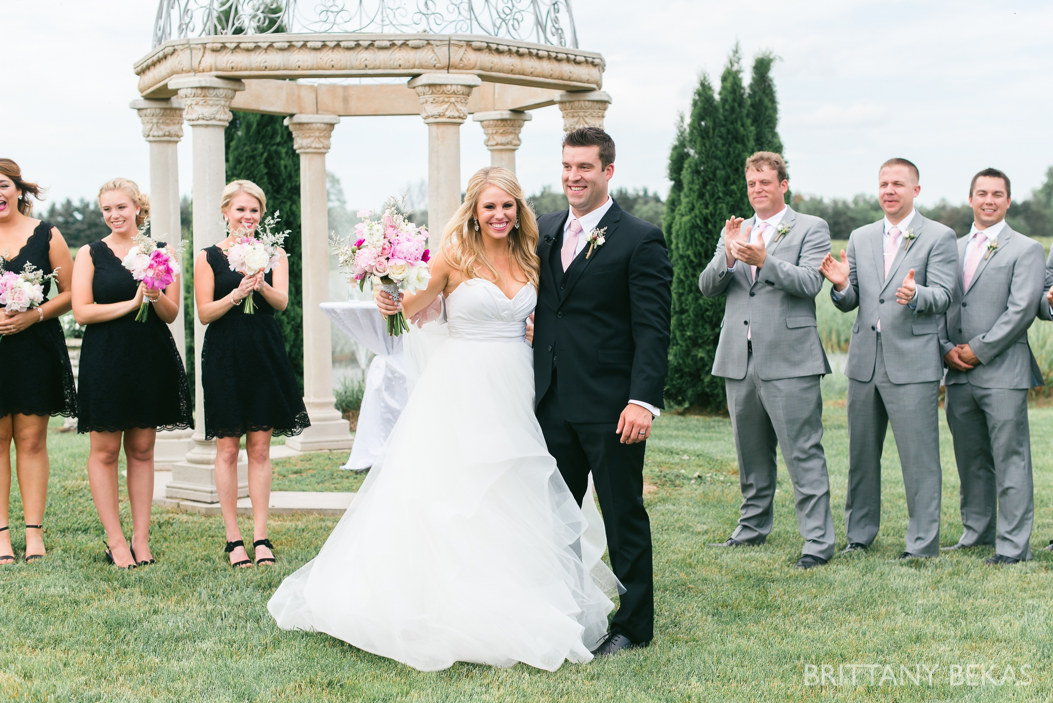 New Buffalo Wedding - Willow Harbor Vineyards Wedding Photos - Brittany Bekas Photography_0042