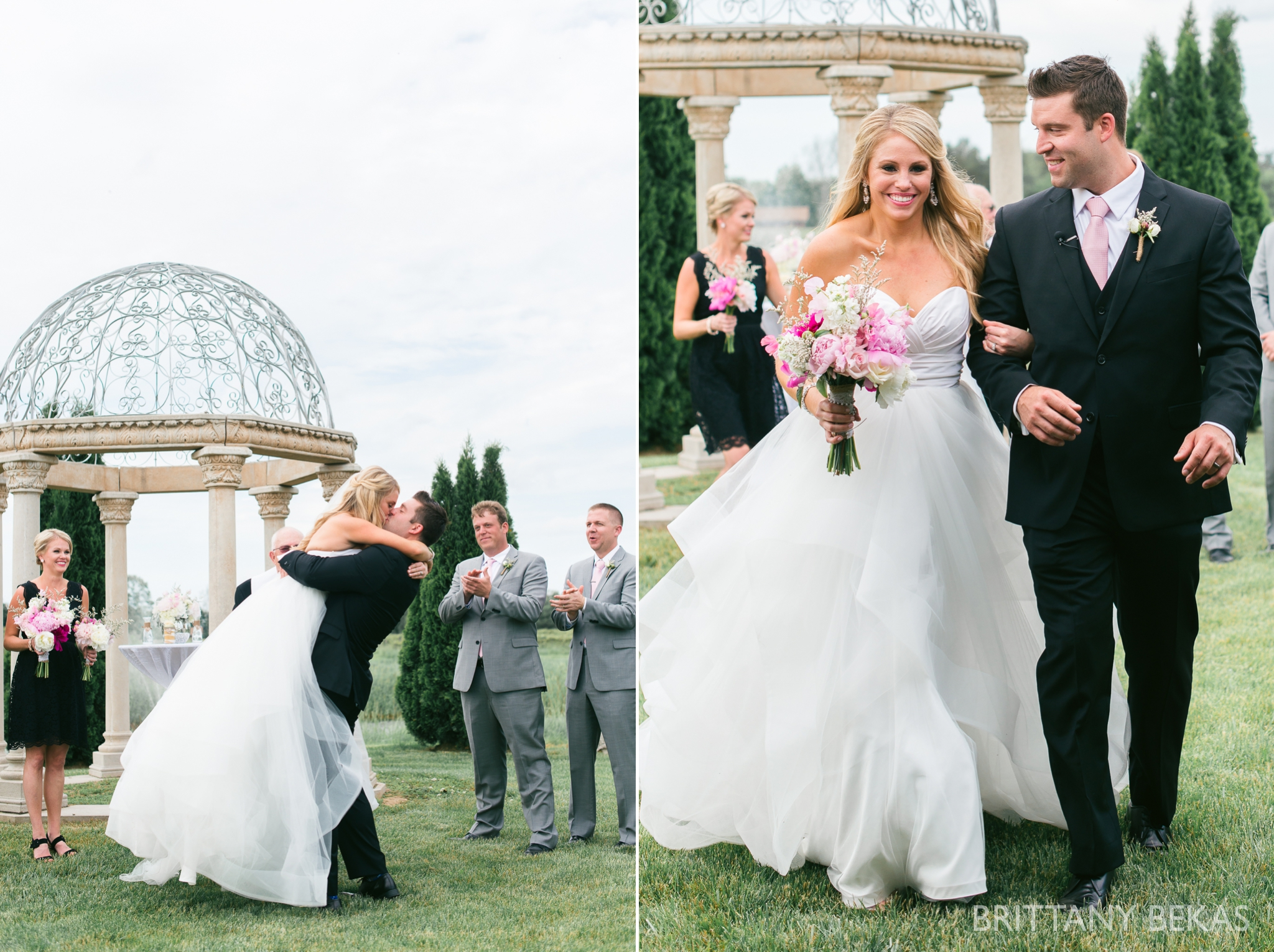 New Buffalo Wedding - Willow Harbor Vineyards Wedding Photos - Brittany Bekas Photography_0043