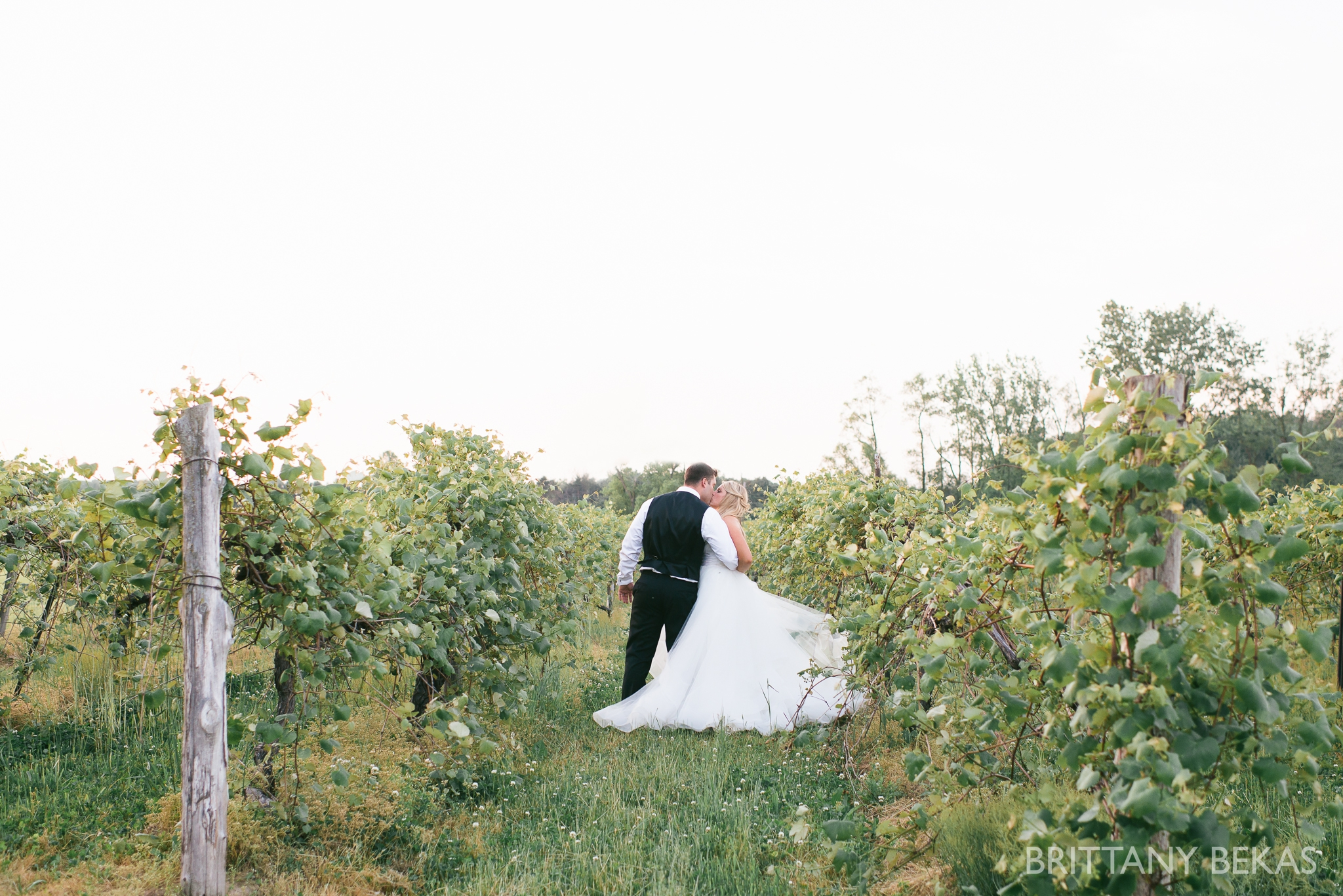 New Buffalo Wedding - Willow Harbor Vineyards Wedding Photos - Brittany Bekas Photography_0057