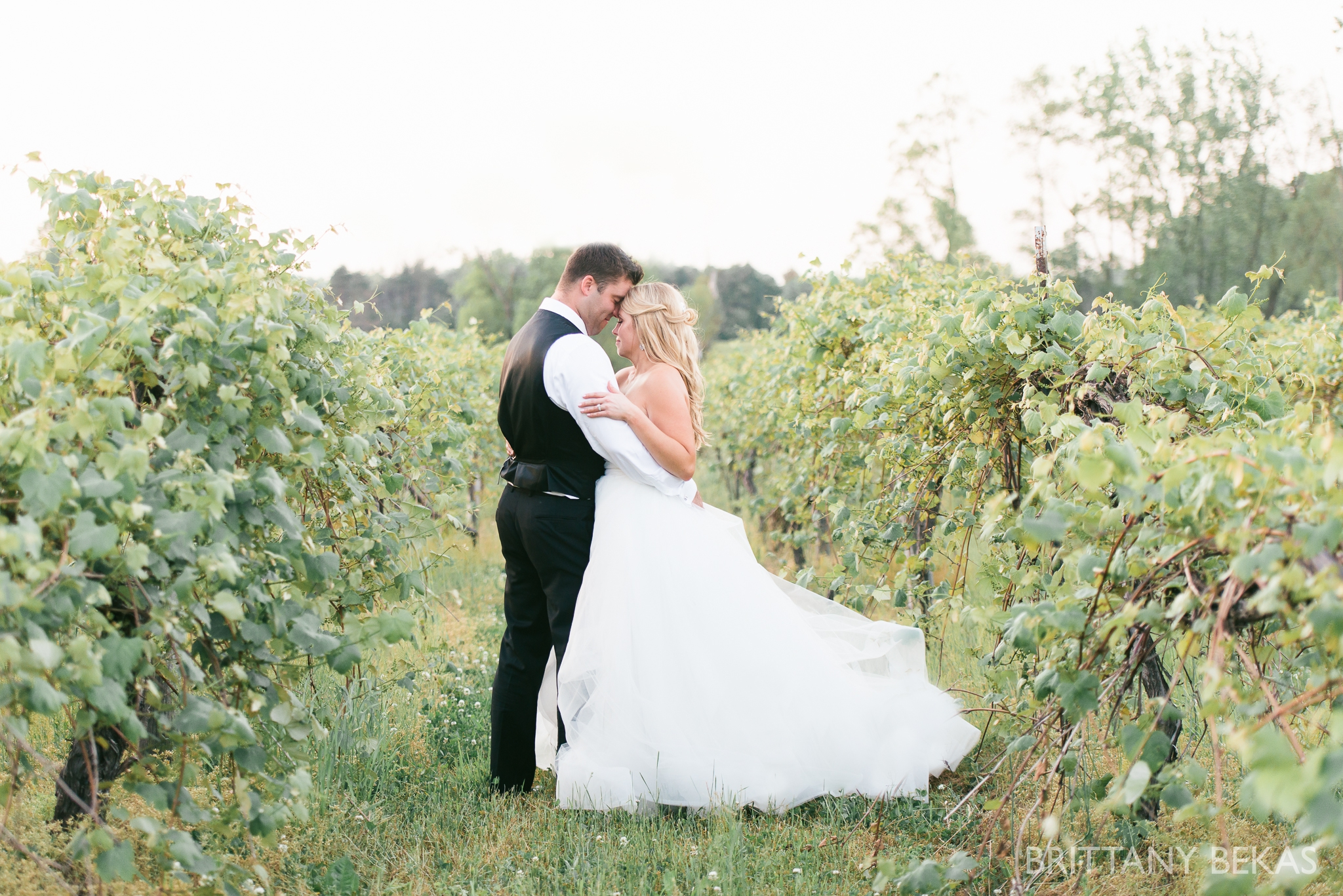 New Buffalo Wedding - Willow Harbor Vineyards Wedding Photos - Brittany Bekas Photography_0058