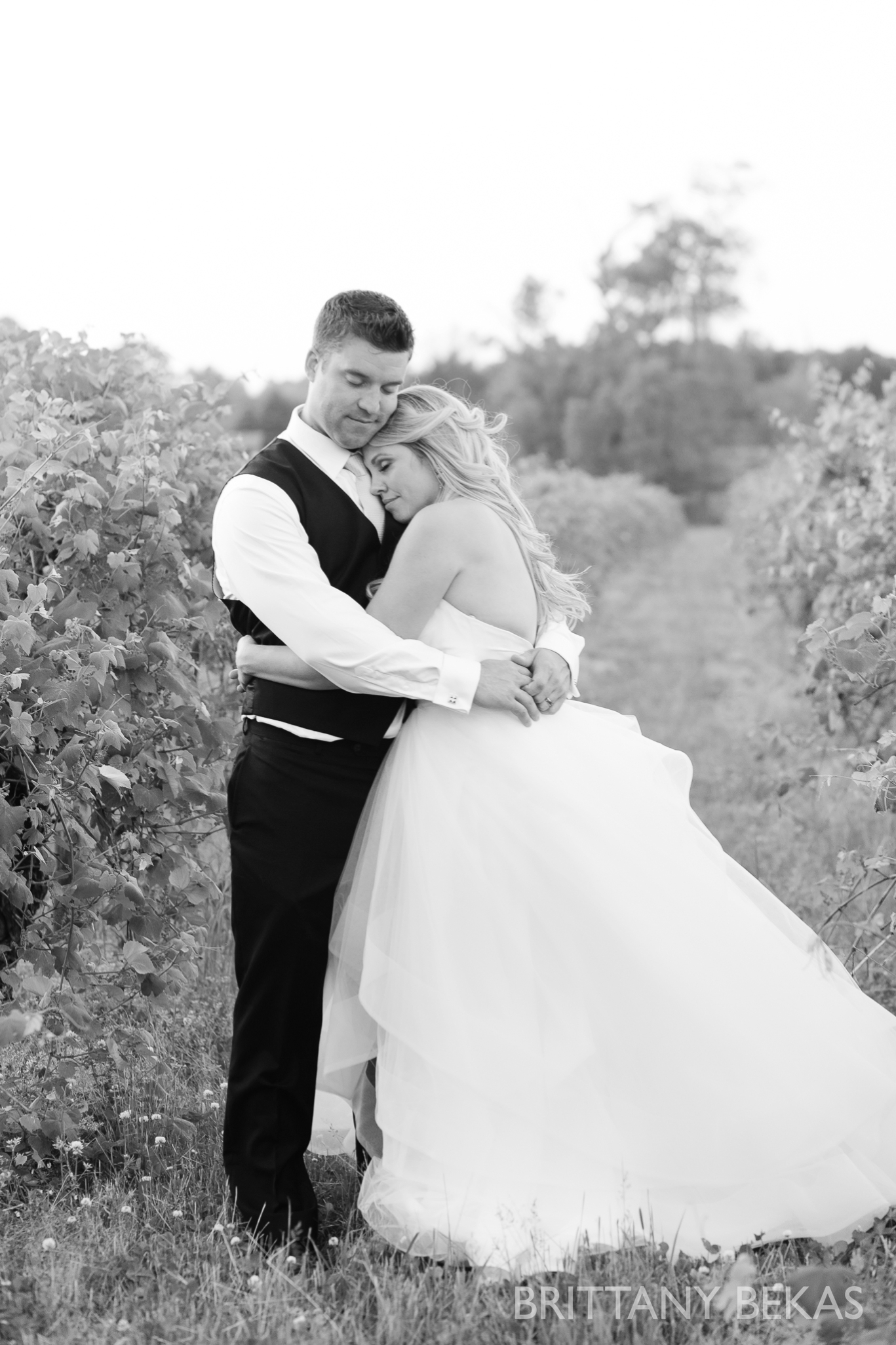 New Buffalo Wedding - Willow Harbor Vineyards Wedding Photos - Brittany Bekas Photography_0063