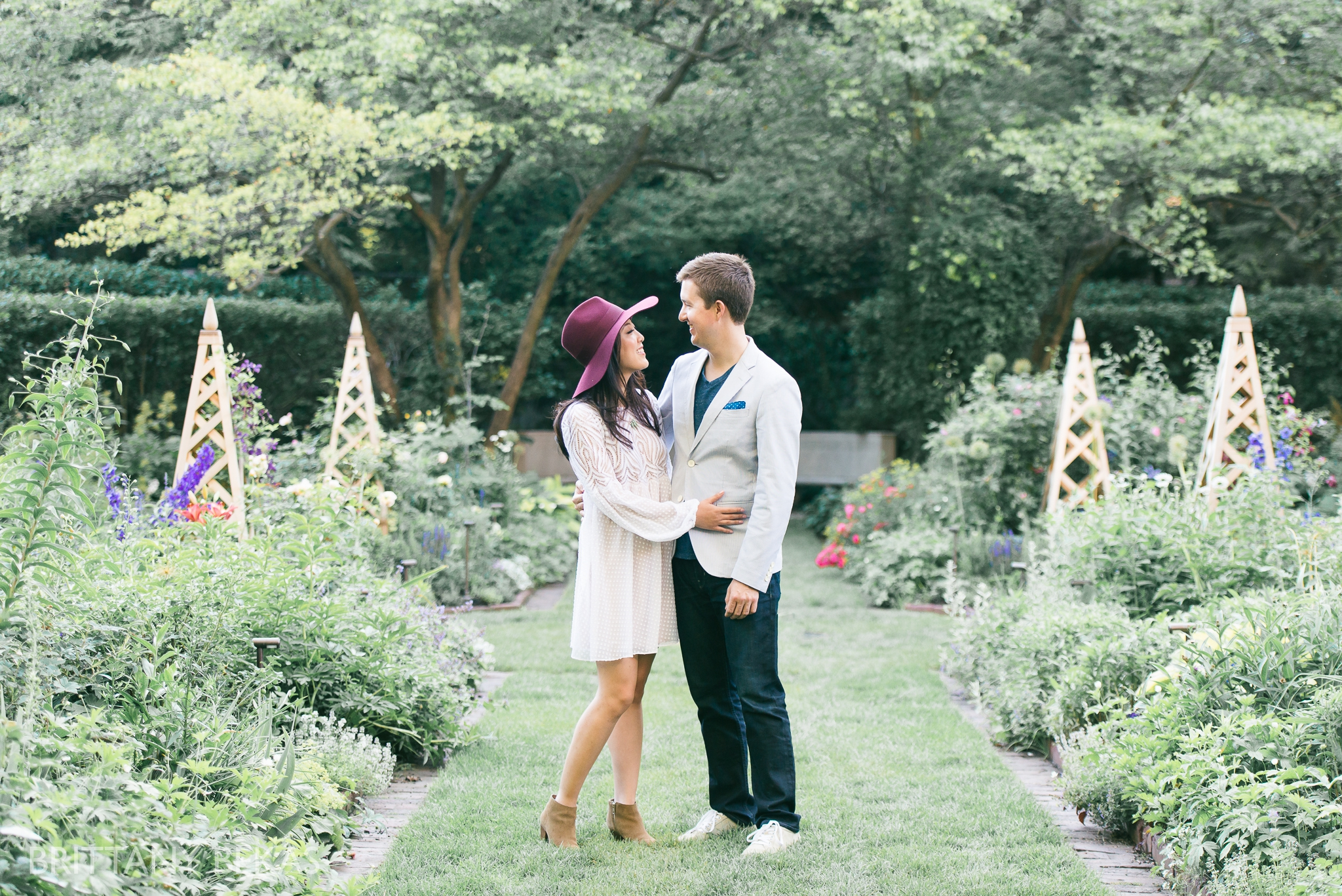Northwestern Engagement Photos - Brittany Bekas Photography_0001