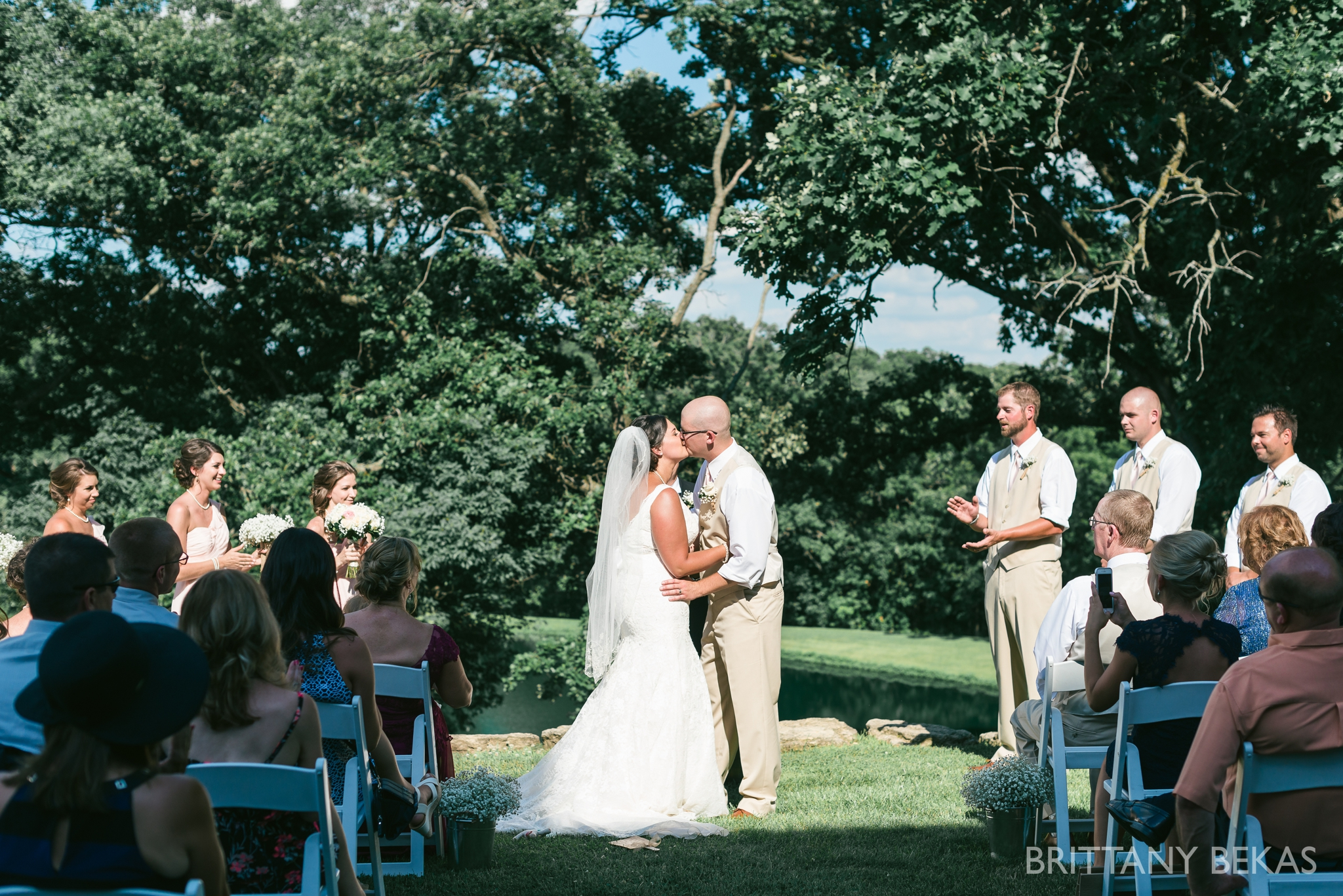 Oak Hill Galena Wedding Photos - Brittany Bekas Photography_0030