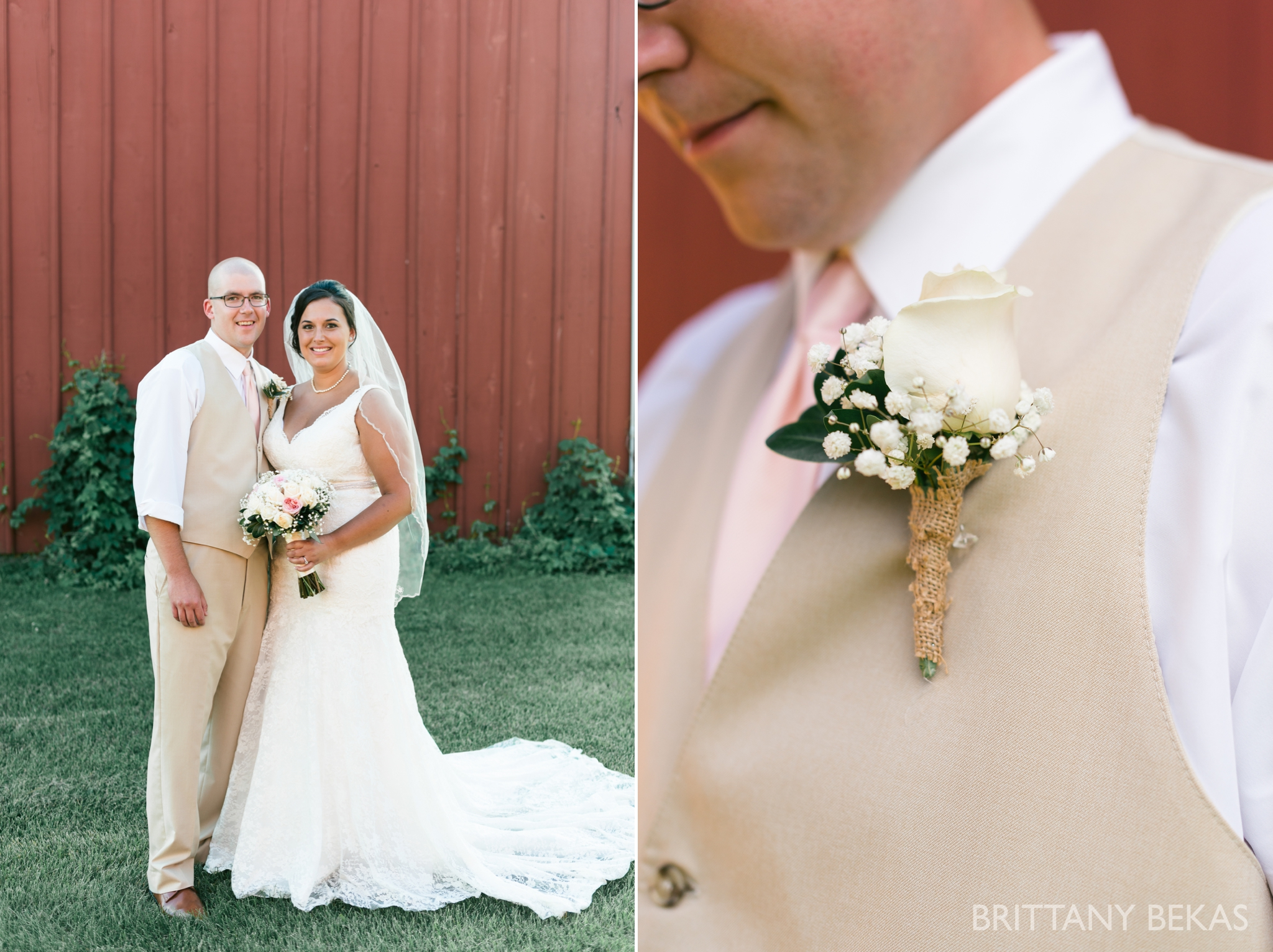 Oak Hill Galena Wedding Photos - Brittany Bekas Photography_0034