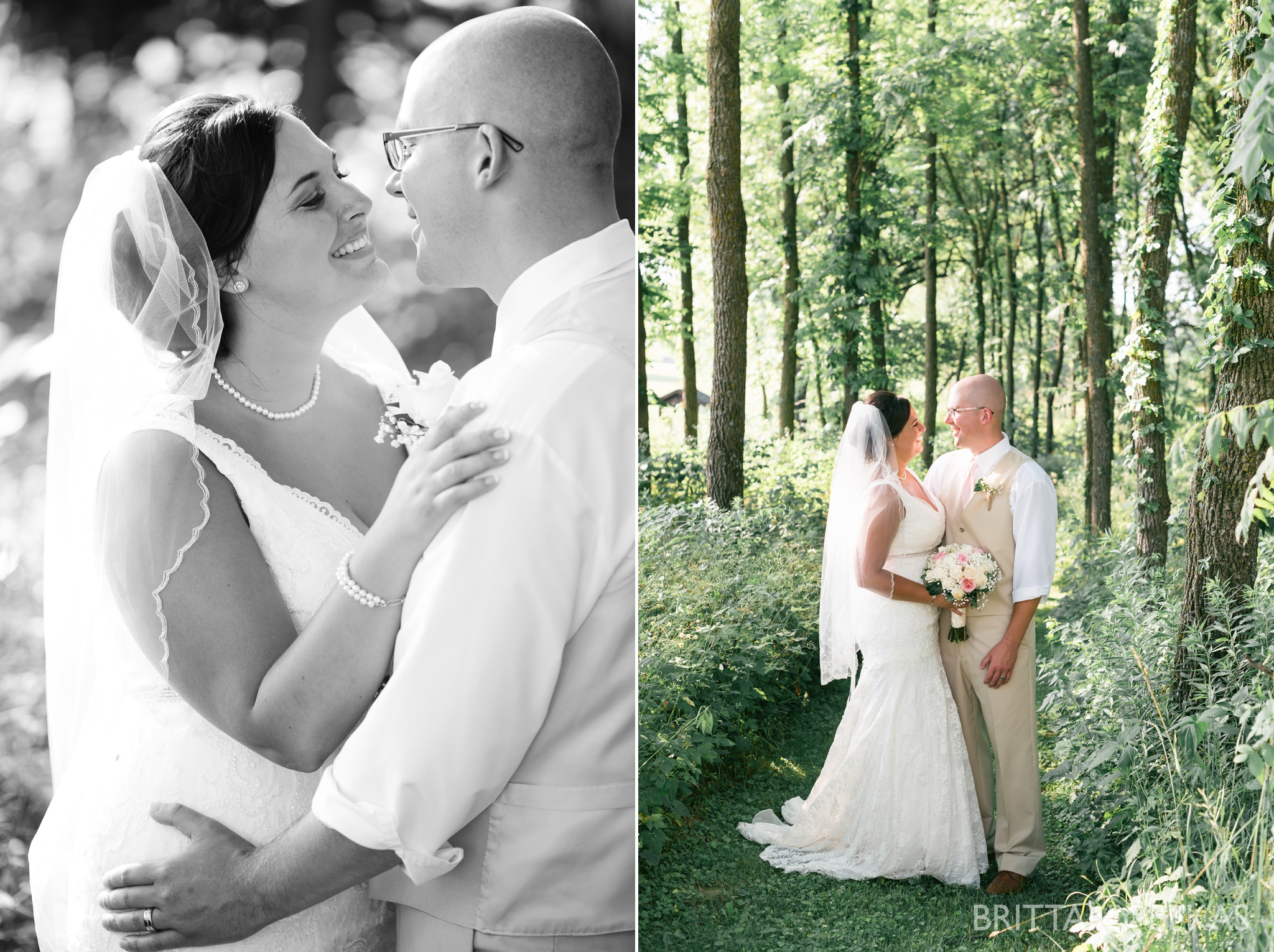 Oak Hill Galena Wedding Photos - Brittany Bekas Photography_0035
