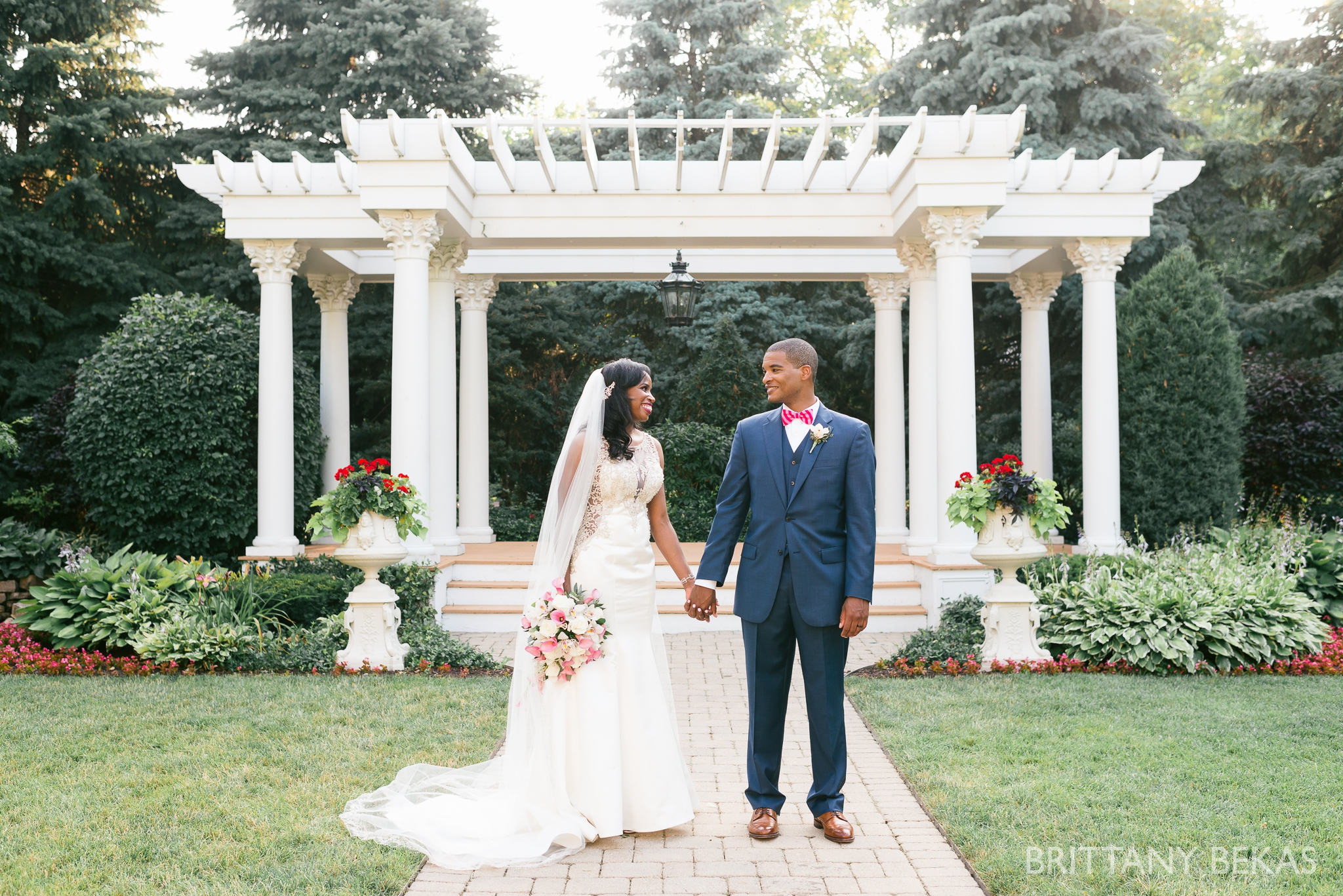 Patrick Haley Mansion Wedding - Brittany Bekas Photography_0019