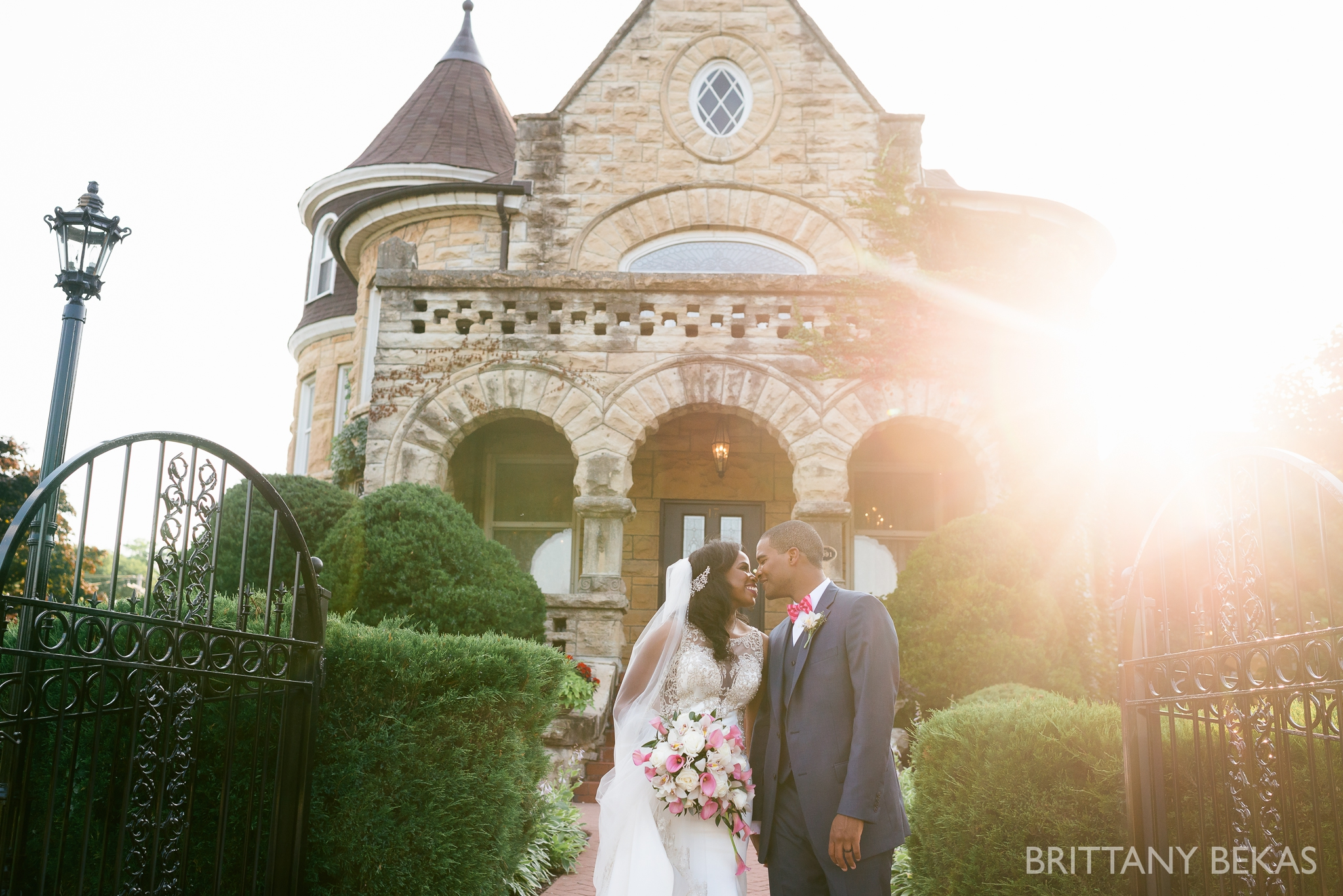 Patrick Haley Mansion Wedding - Brittany Bekas Photography_0023