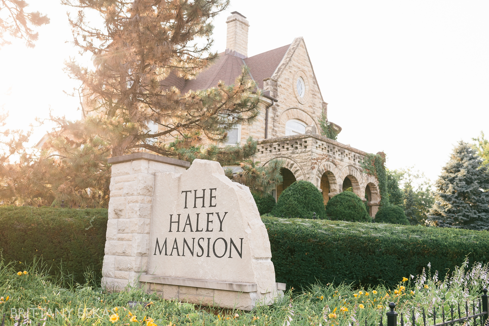 Patrick Haley Mansion Wedding - Brittany Bekas Photography_0024