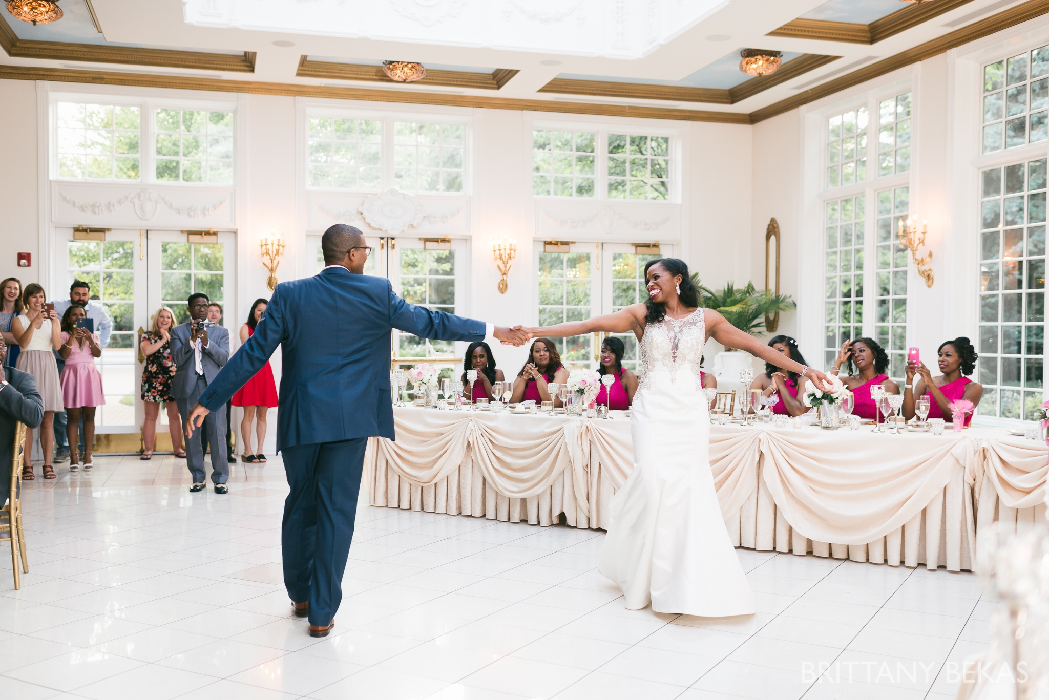 Patrick Haley Mansion Wedding - Brittany Bekas Photography_0030