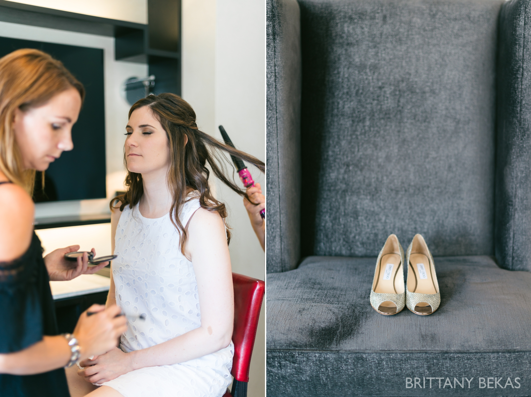 Chicago Wedding Photos Osteria Via Stato - Brittany Bekas Photography_0005