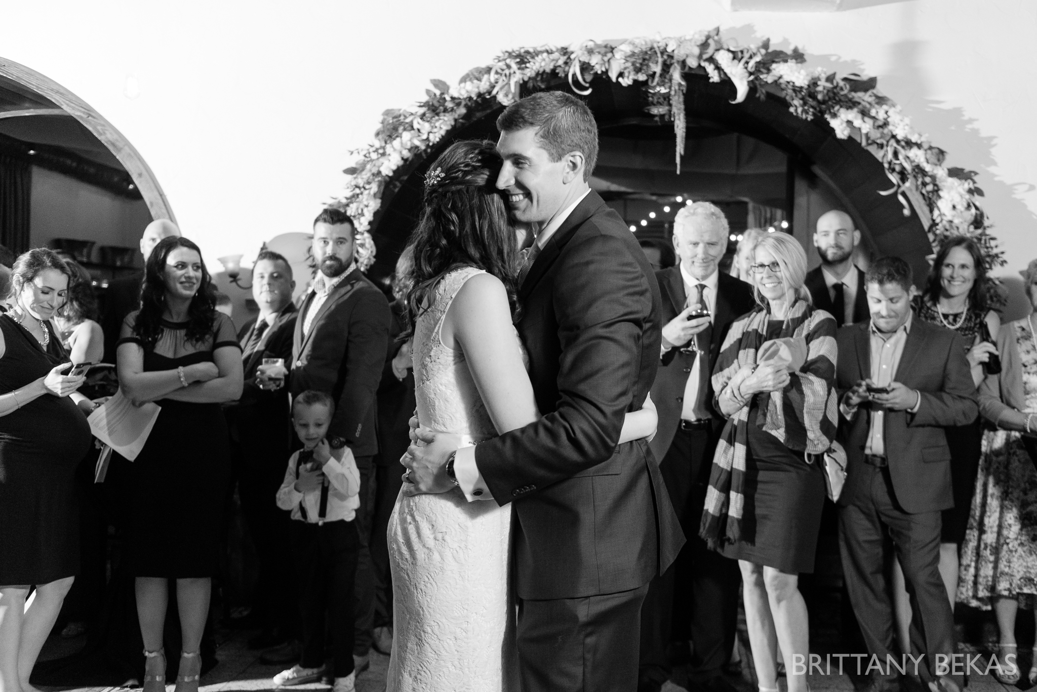 Chicago Wedding Photos Osteria Via Stato - Brittany Bekas Photography_0040
