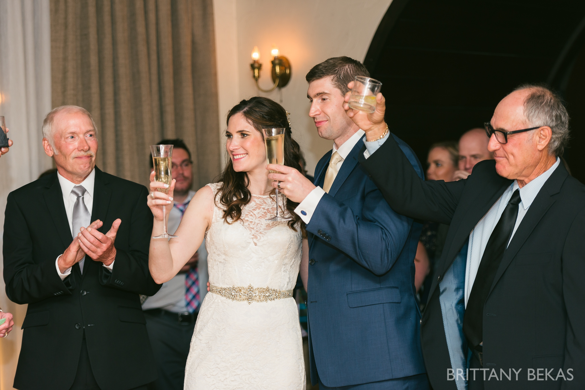 Chicago Wedding Photos Osteria Via Stato - Brittany Bekas Photography_0041
