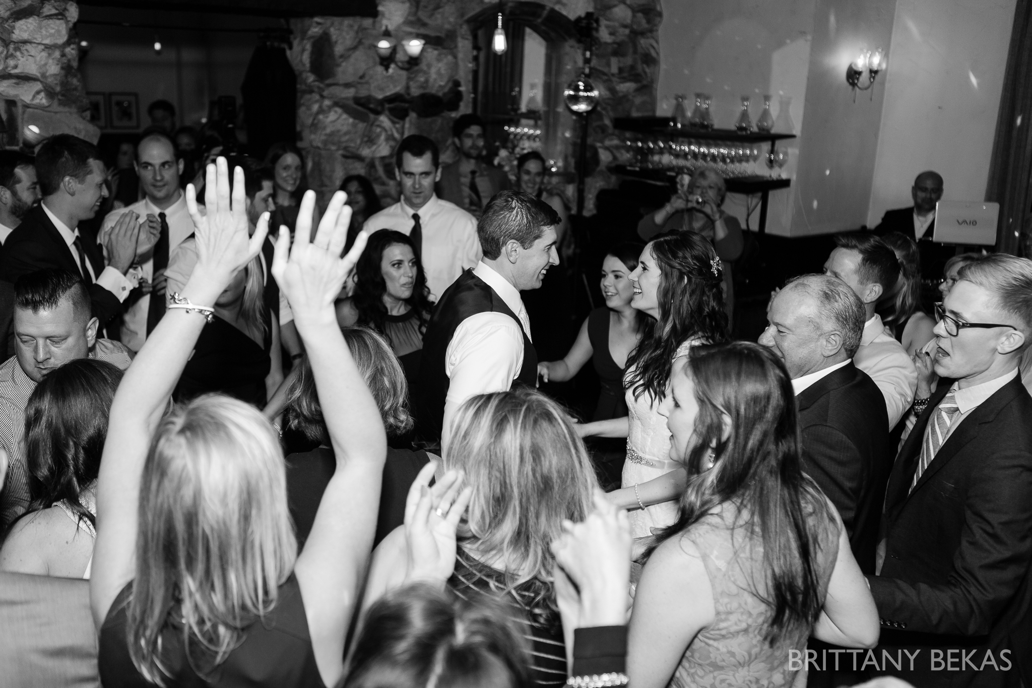 Chicago Wedding Photos Osteria Via Stato - Brittany Bekas Photography_0043