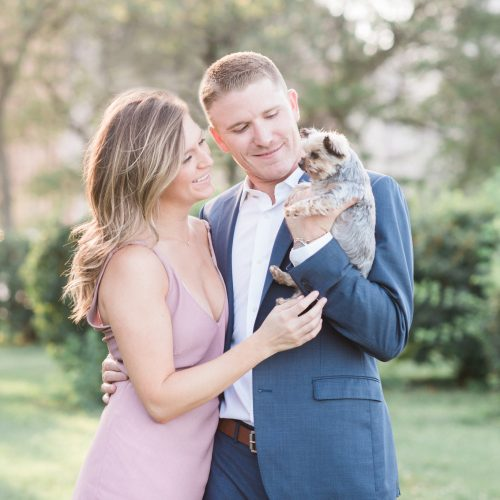 OLIVE PARK ENGAGEMENT PHOTOS // KATIE + ZACH