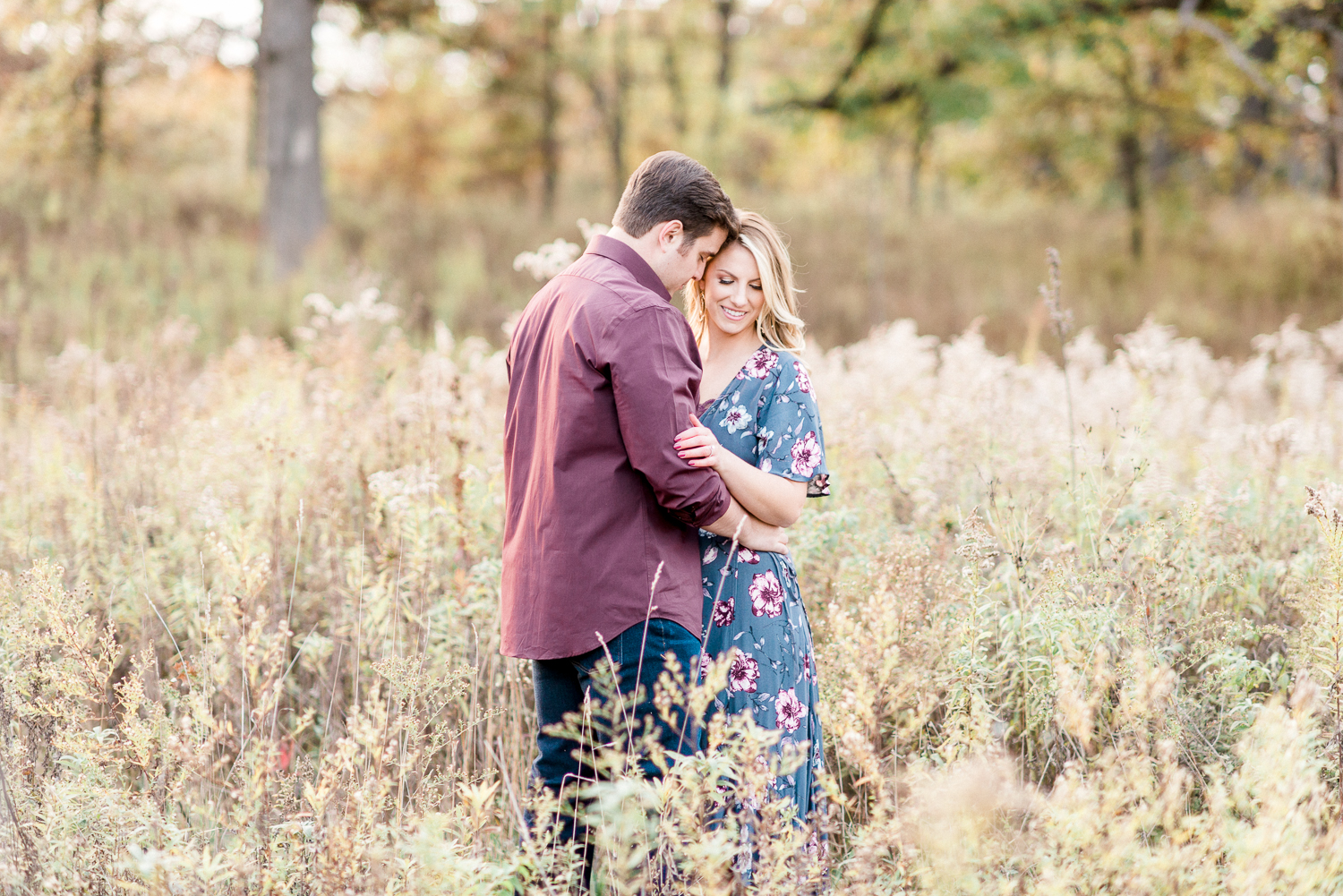 Chicago Suburbs Wedding Engagement Photo Locations