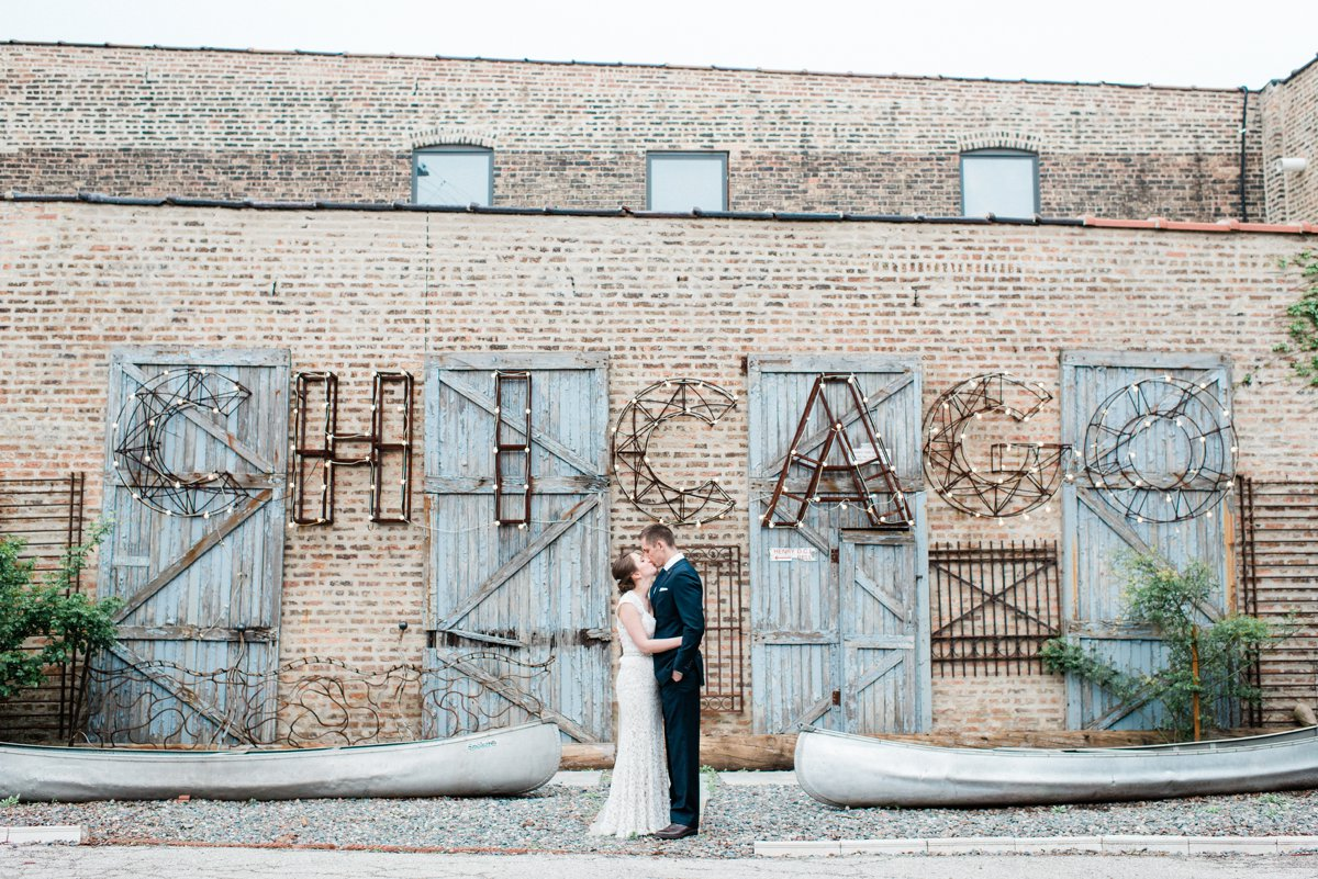 Best Chicago Industrial Loft Wedding Venues