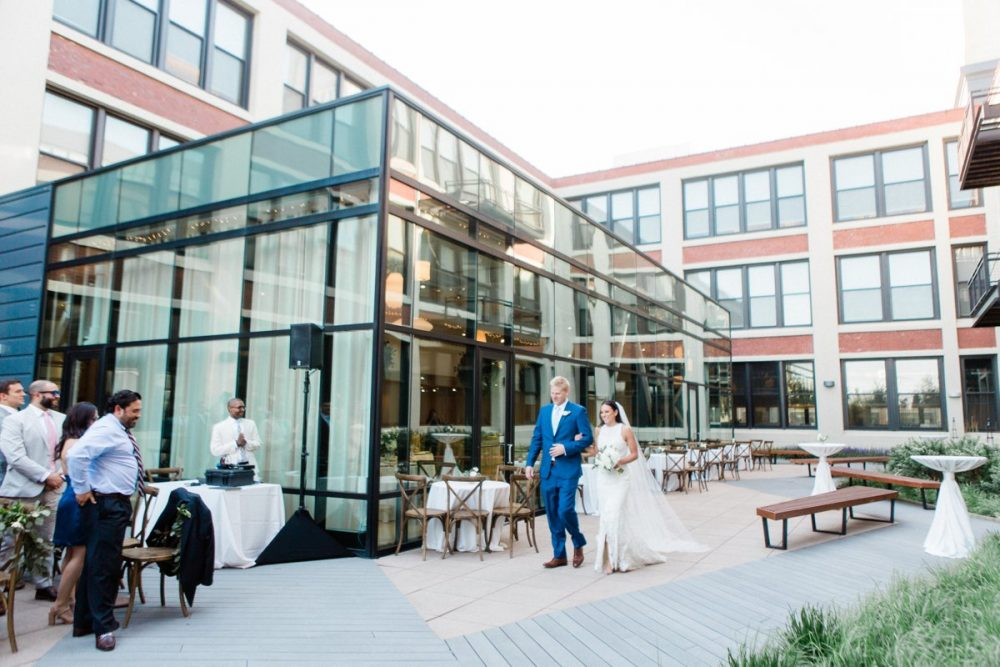 Outdoor Wedding Venues Light + Air Chicago Wedding and Engagement Photographer - Greenhouse Loft Wedding Photos
