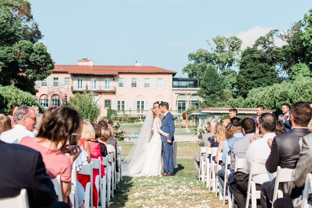 Outdoor Wedding Venues Light + Air Chicago Wedding and Engagement Photographer - Cuneo Mansion Wedding Photos