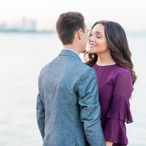 CHICAGO MILTON LEE OLIVE PARK ENGAGEMENT PHOTOS // ariana + jake