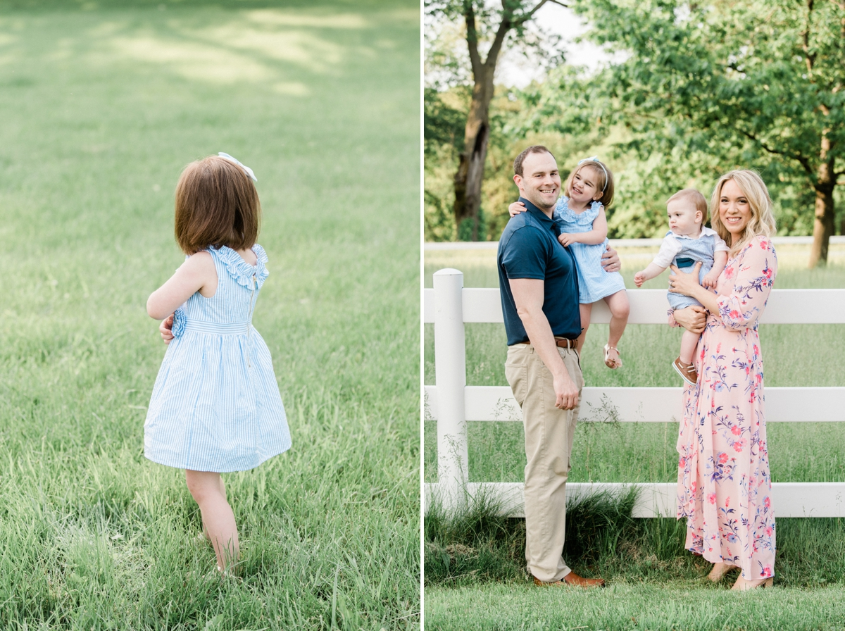 Best locations in Chicago Suburbs for Family Photos - Light and Airy Chicago Lifestyle Family Photographer