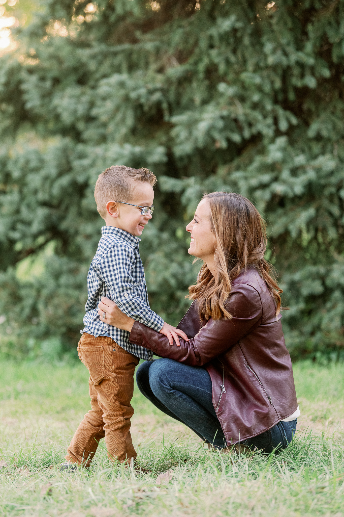 Chicago Lifestyle Family Photographer – Mayslake Fall Family Mini Sessions-2