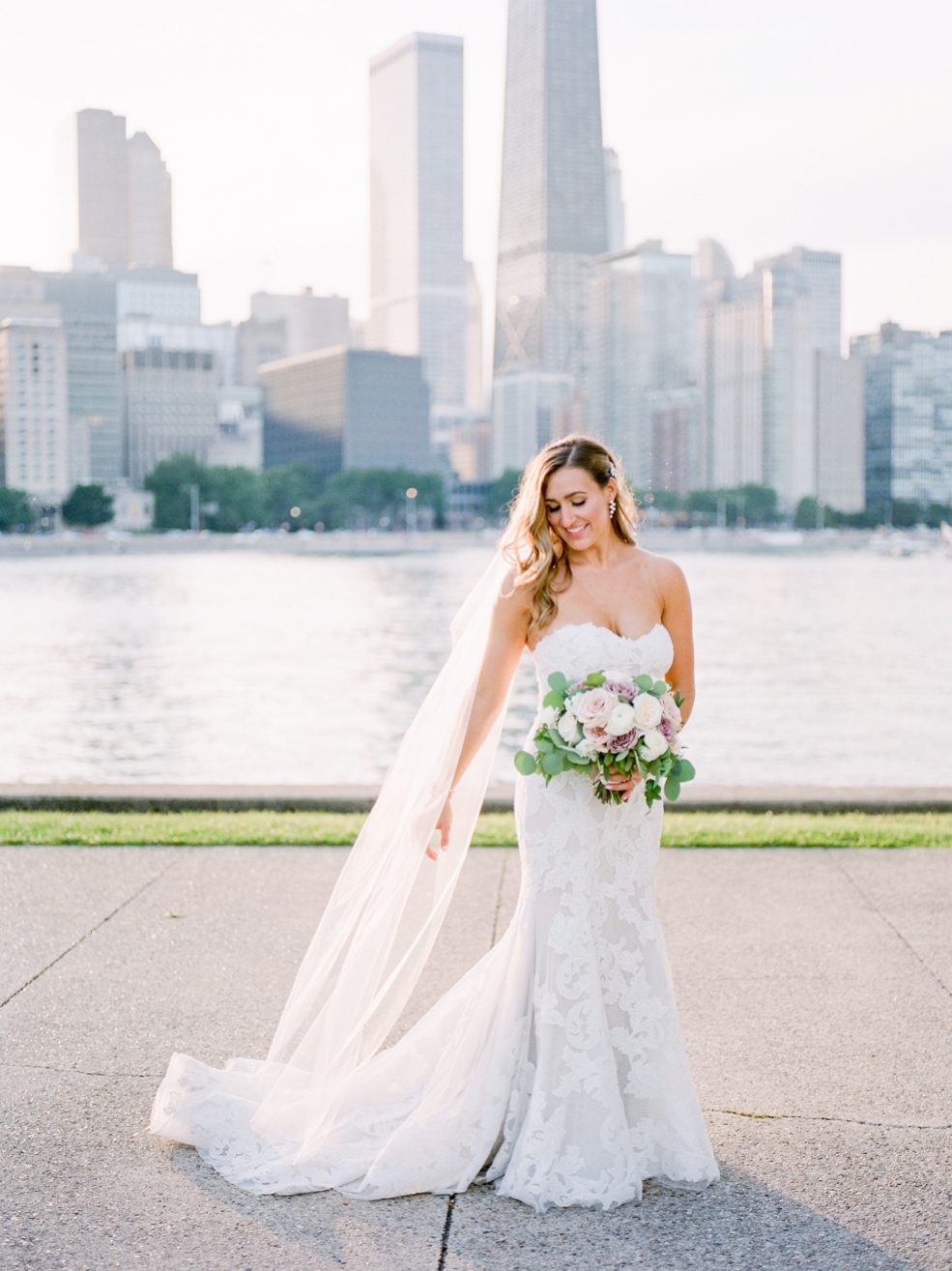 Olive Park Chicago Wedding Photos