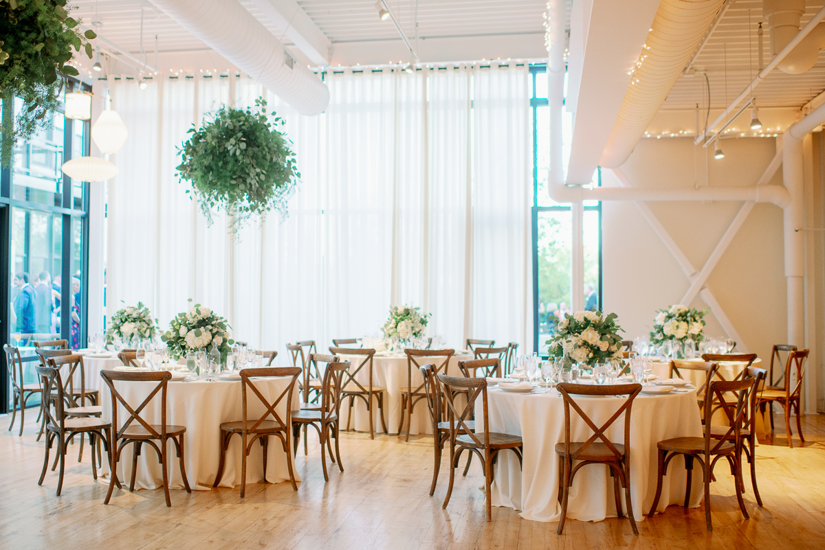 Greenhouse Loft Chicago Wedding Photos - Best Chicago Industrial Loft Wedding Venues