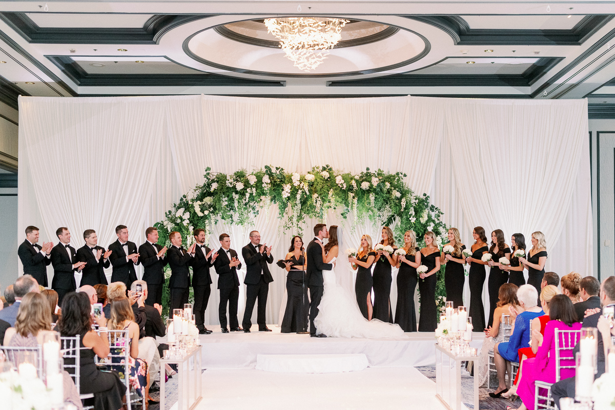 Renaissance Chicago Wedding Photos - Joseph's Events
