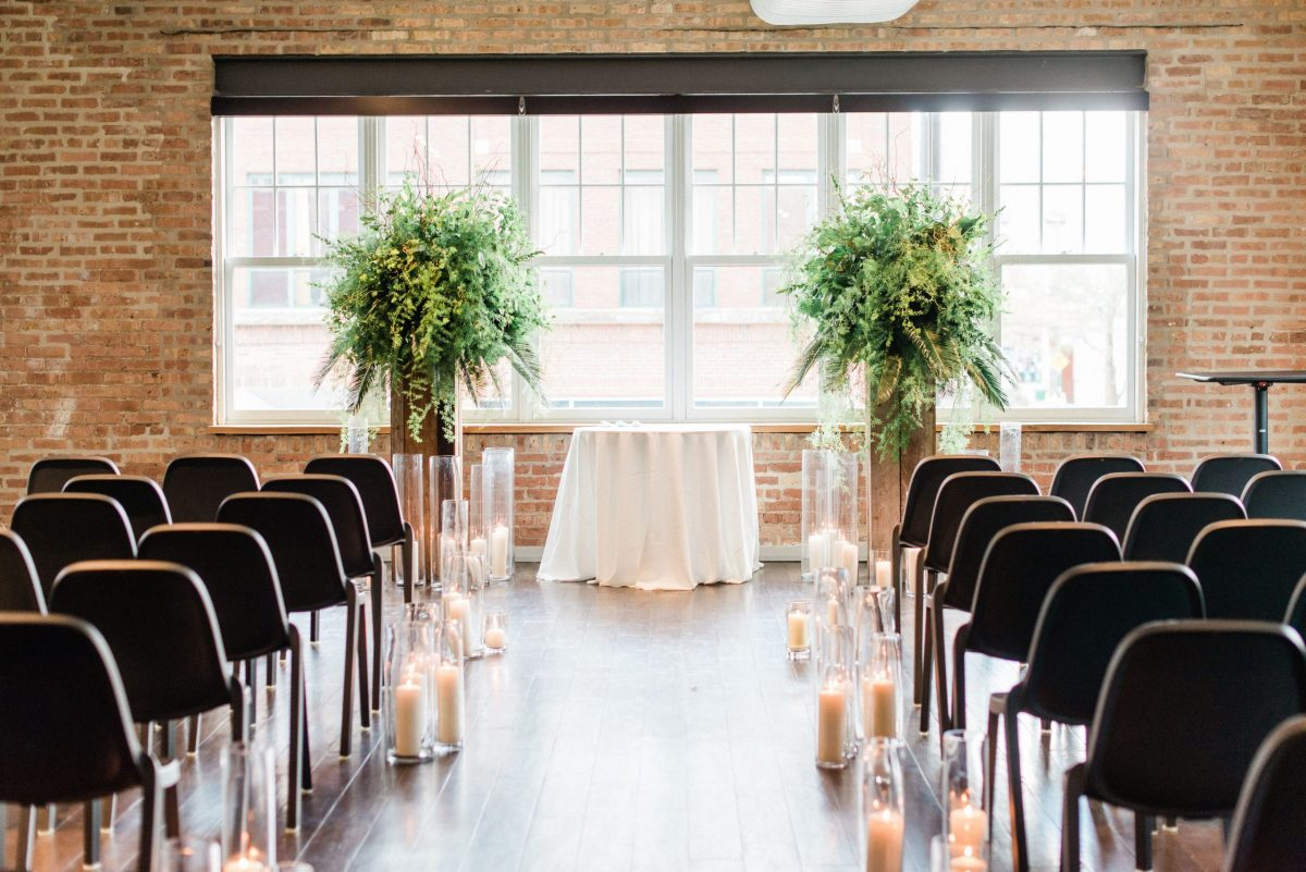 Light and Airy Morgan on Fultons Clementine Custom Events Wedding