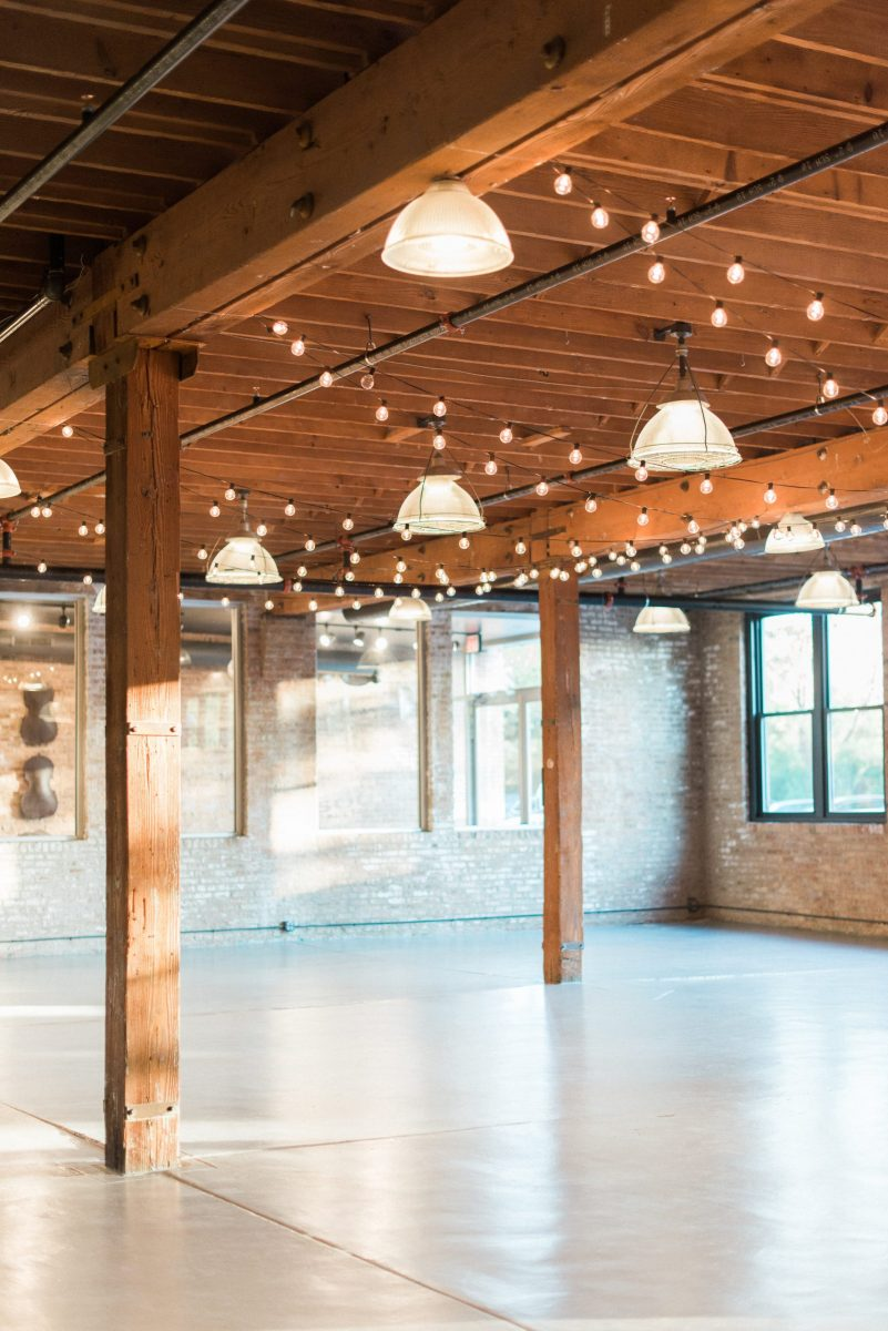 Chicago Fine Art Photographer - Industrial Loft Wedding Venues Chicago