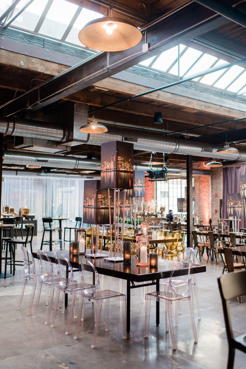 Chicago Industrial Loft Wedding Venues