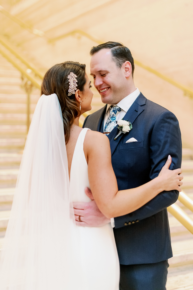 Chicago Union Station Wedding Photos