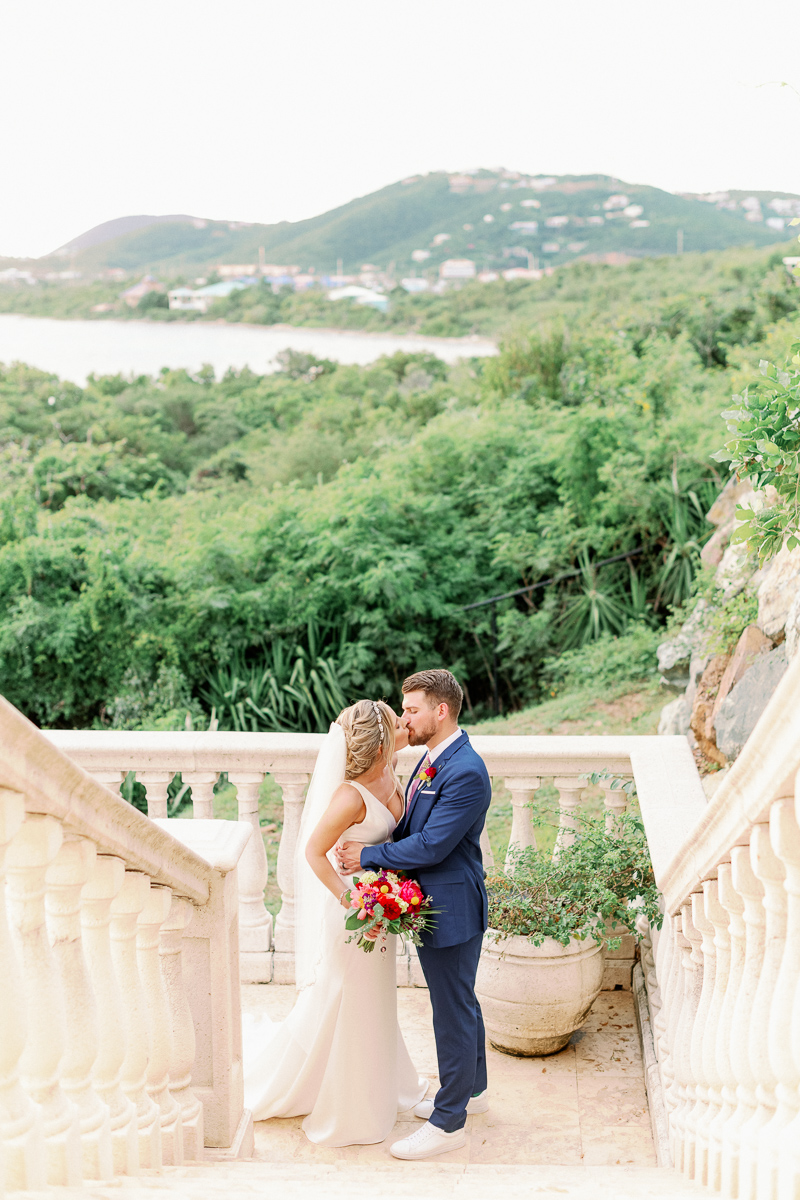 Villa Serenita St Thomas Wedding House Photos – Brittany Bekas-88