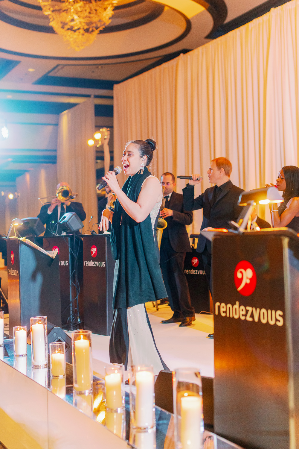 rendezvous music - chicago wedding band - chicago wedding photographer