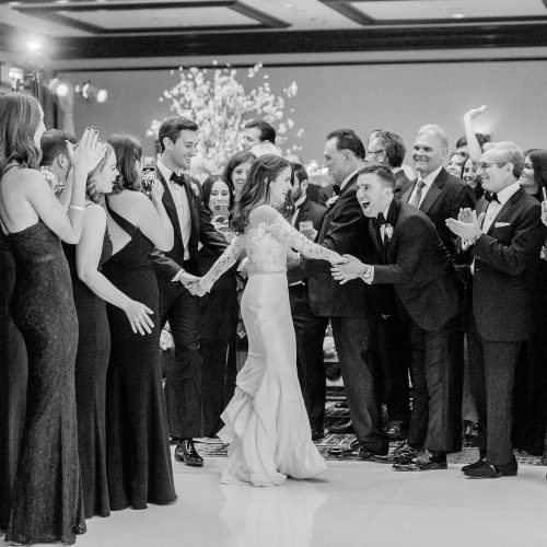 Winter Chicago Wedding | Renaissance Chicago Hotel Wedding Photos // Alex + Derek
