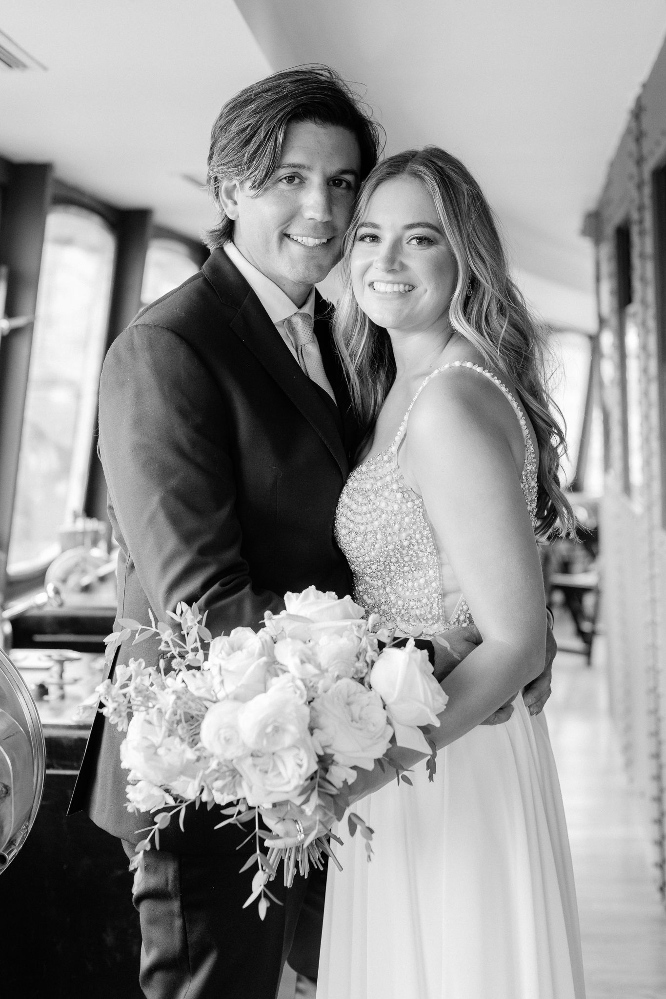 Chicago Microwedding – Chicago Yacht Club